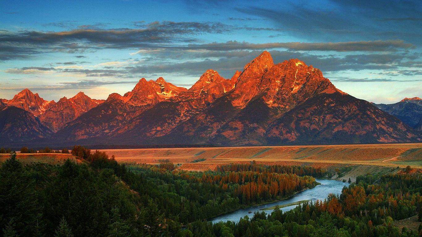 4K Wyoming Wallpapers – US Wyoming Wallpaper Free Download