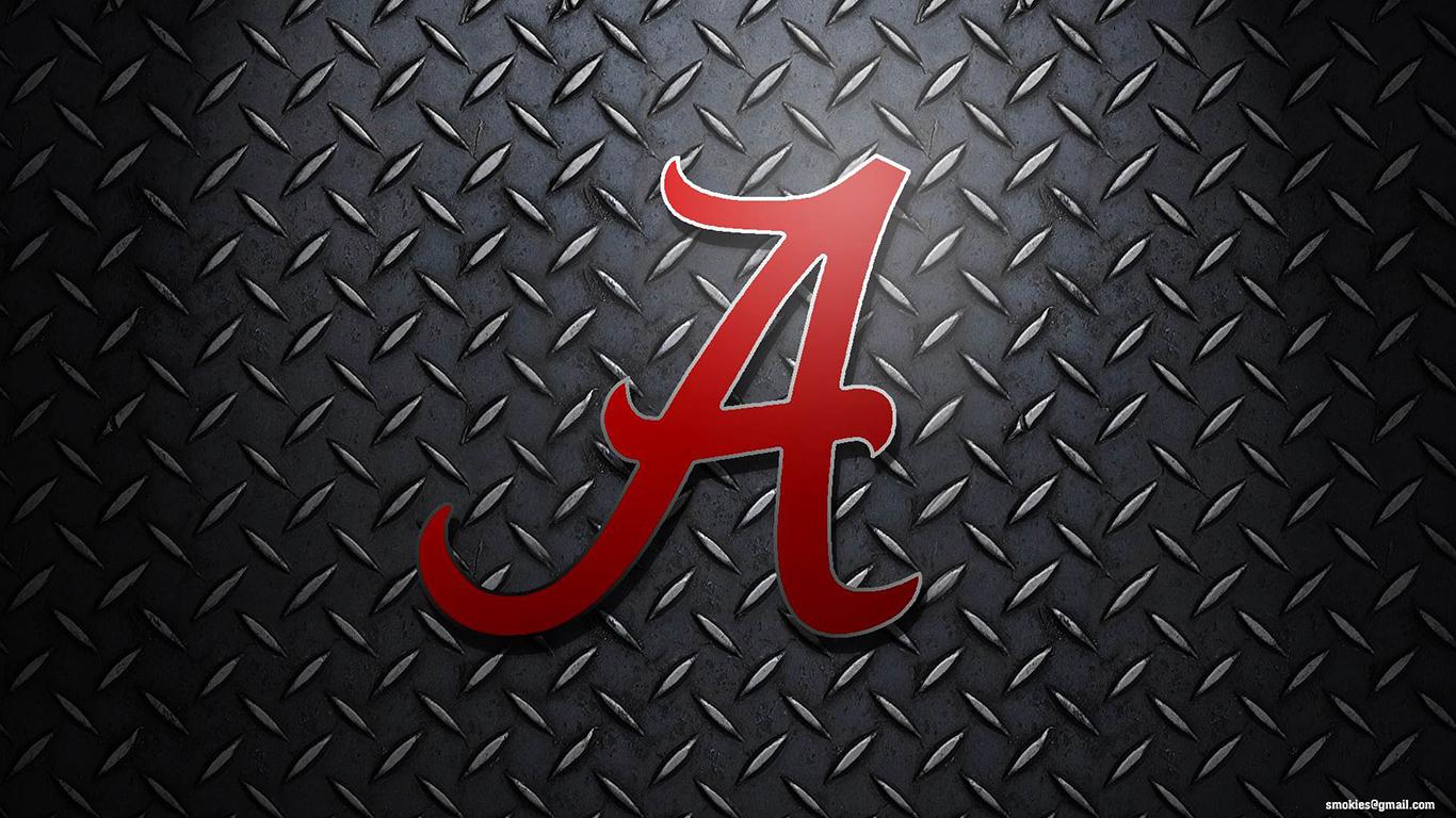 Alabama Desktop Logo Wallpaper Free Download