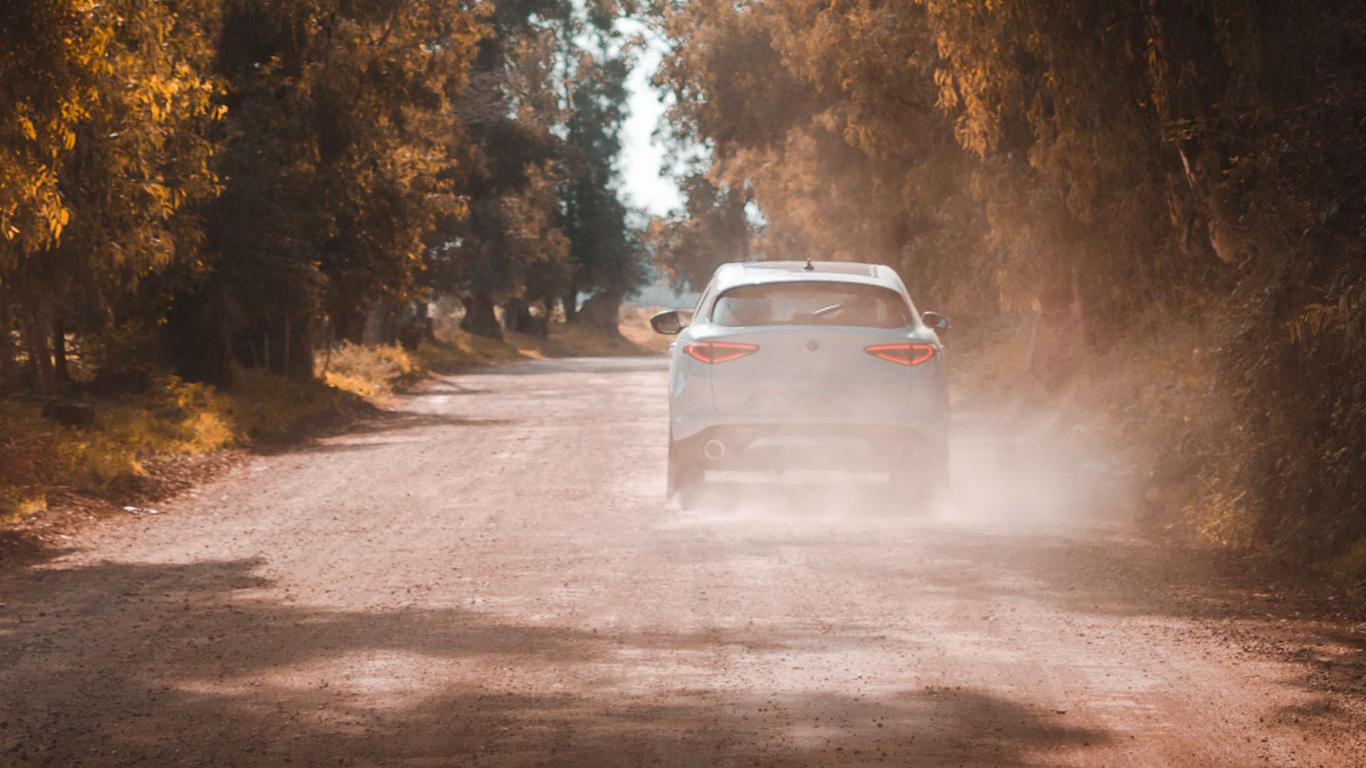 Car, White, Road, Wallpapers Free Download For Desktop