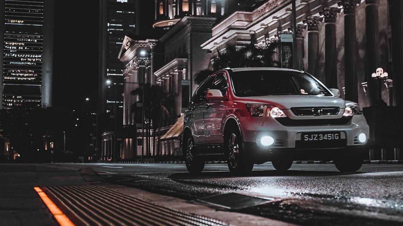 Crv, Honda, Car Wallpapers Free Download