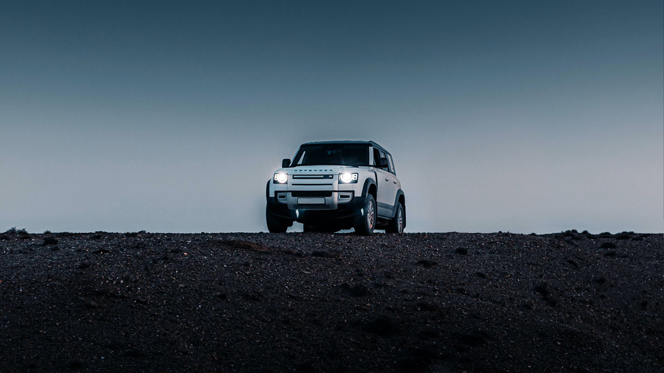 Defender Land Rover Car Wallpapers Free Download