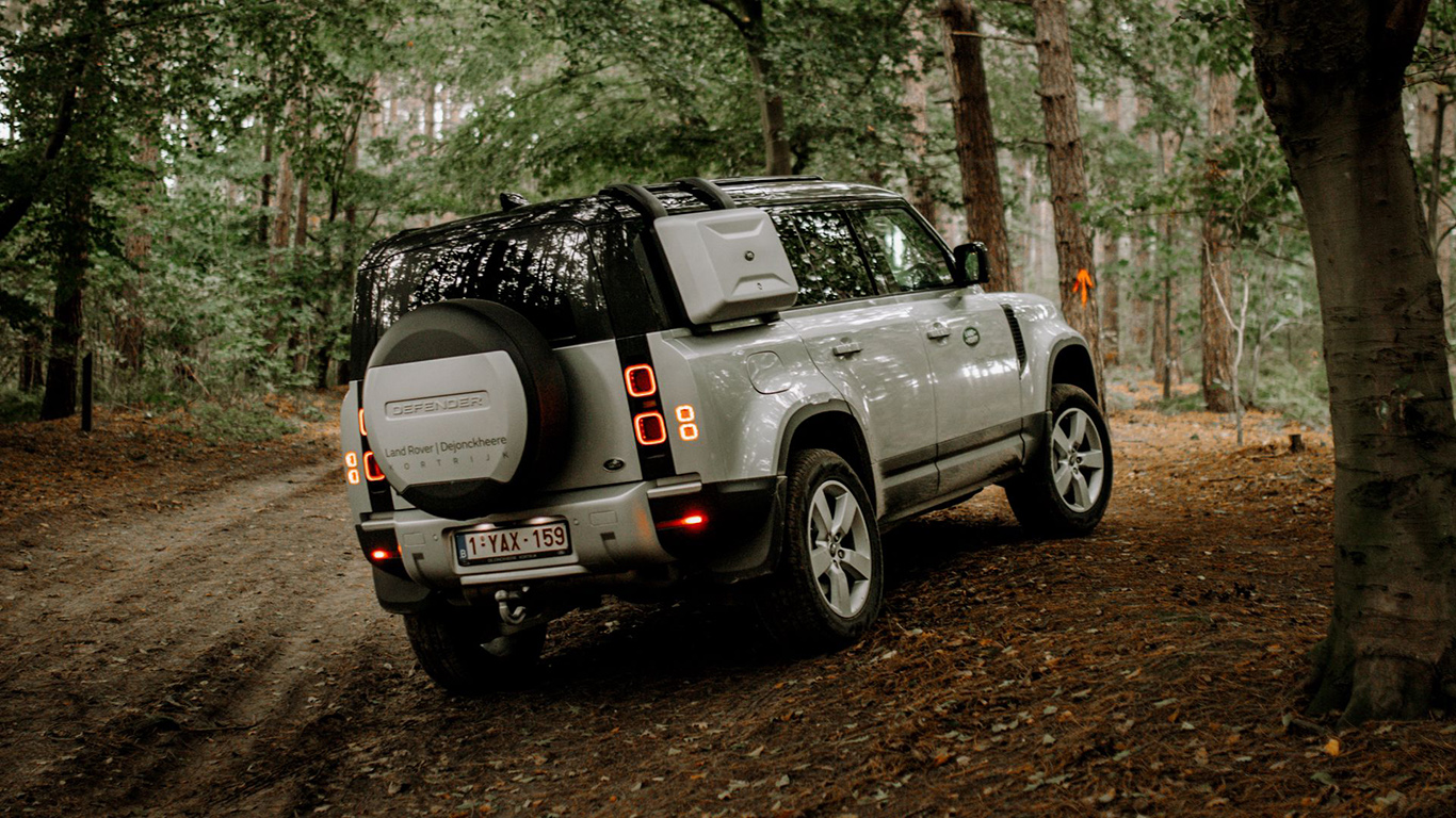 Land, Rover, Car, Suv Wallpapers Free Download