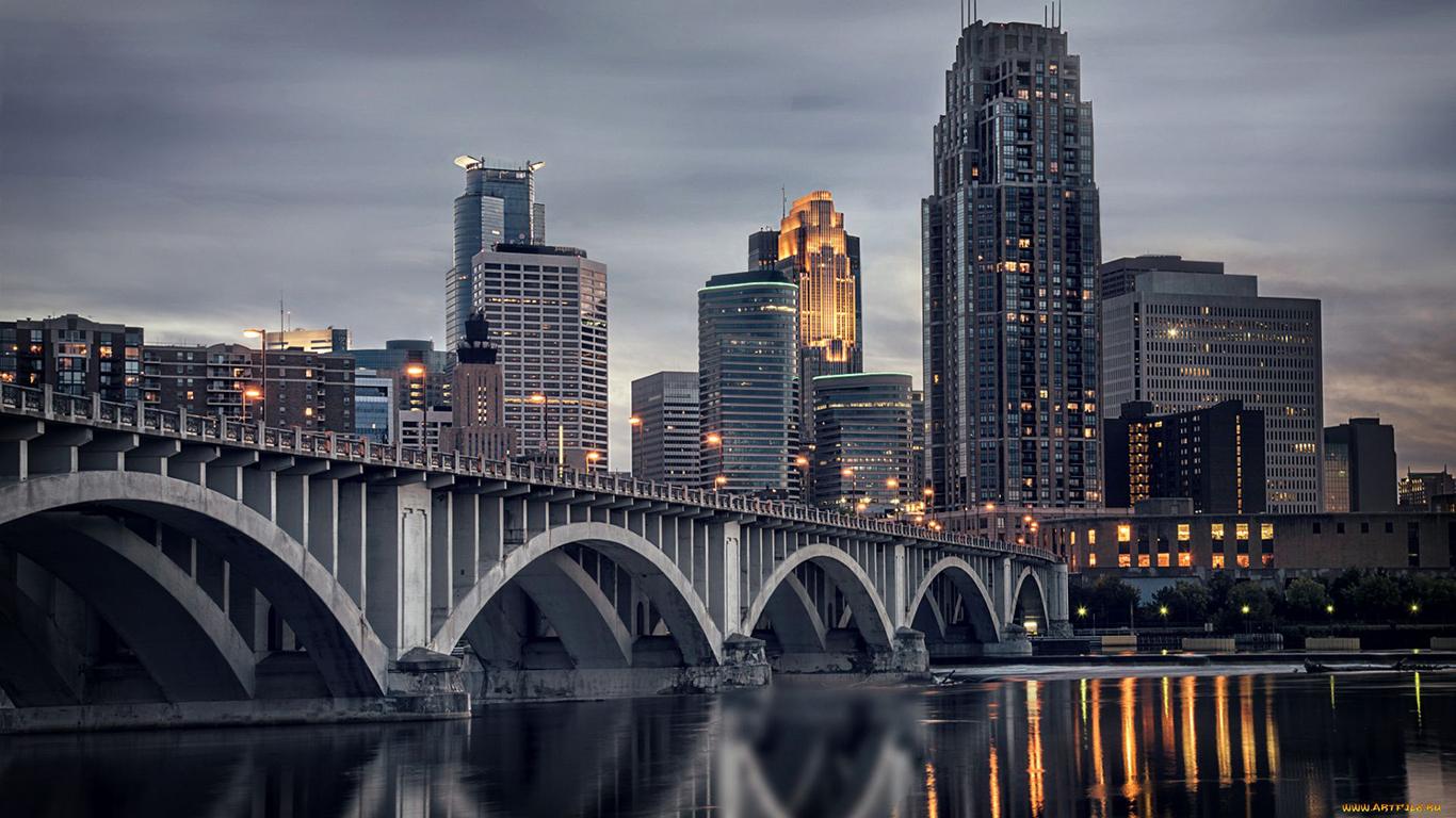 Minnesota City Wallpaper – Minnesota Wallpapers Free Download