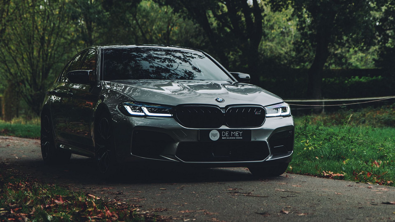 New, Bmw, Car, Side, Wallpapers Free Download