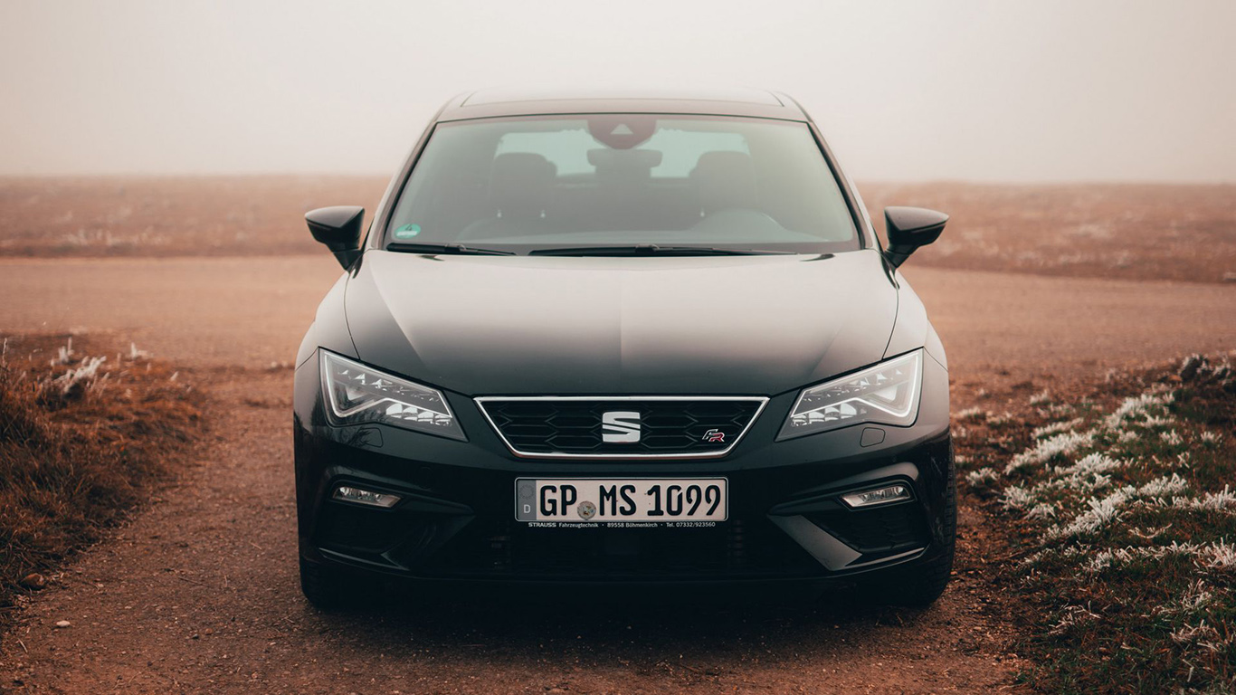 Seat, Car, Black HD Wallpapers Free Download