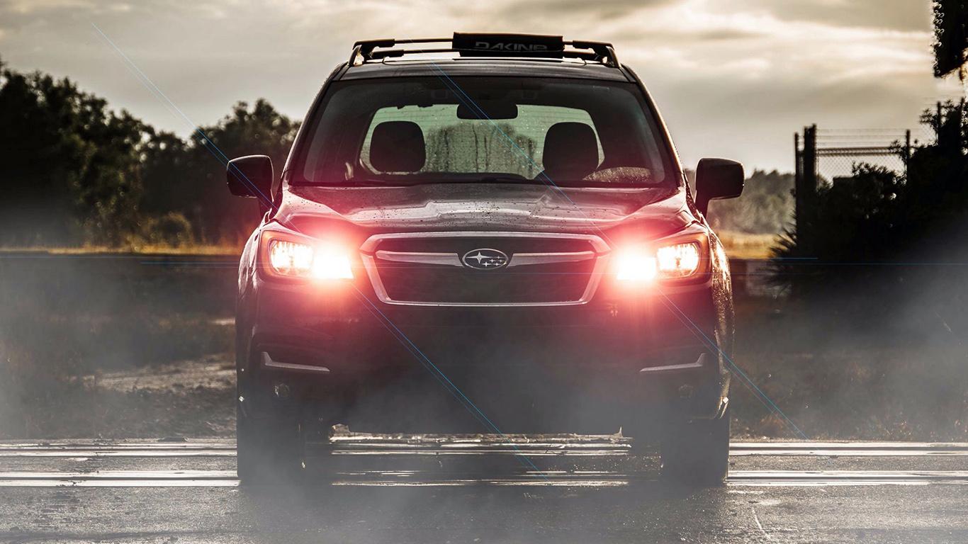 Subaru, Car, Suv HD Wallpapers Free Download