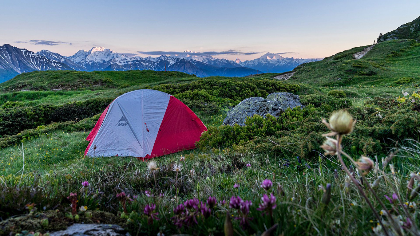 Tent Camping Mountains Wallpapers Free Download 2 Desktop Wallpapers