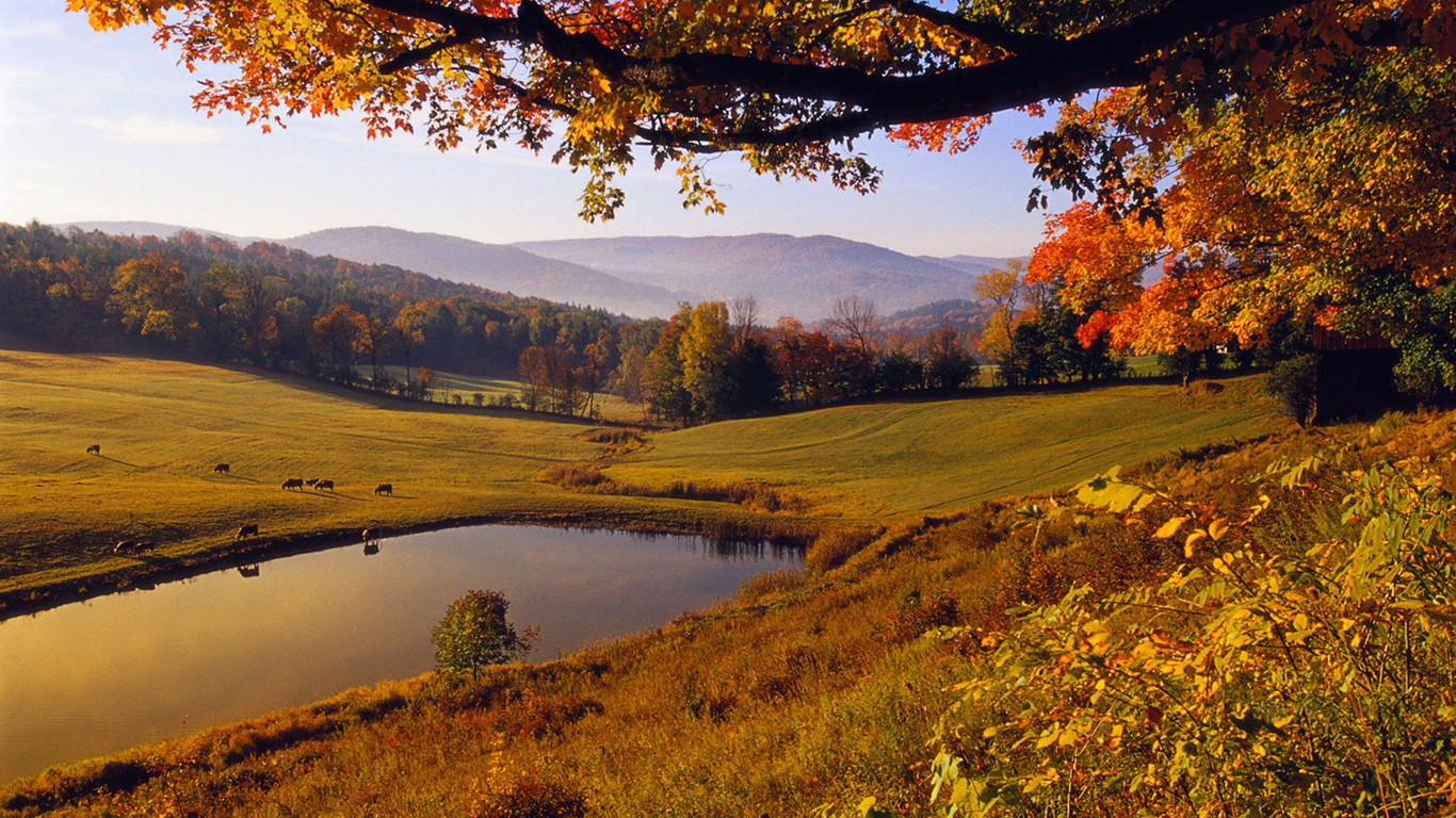 Vermont Wallpaper – Vermont Nature Wallpapers Free Download