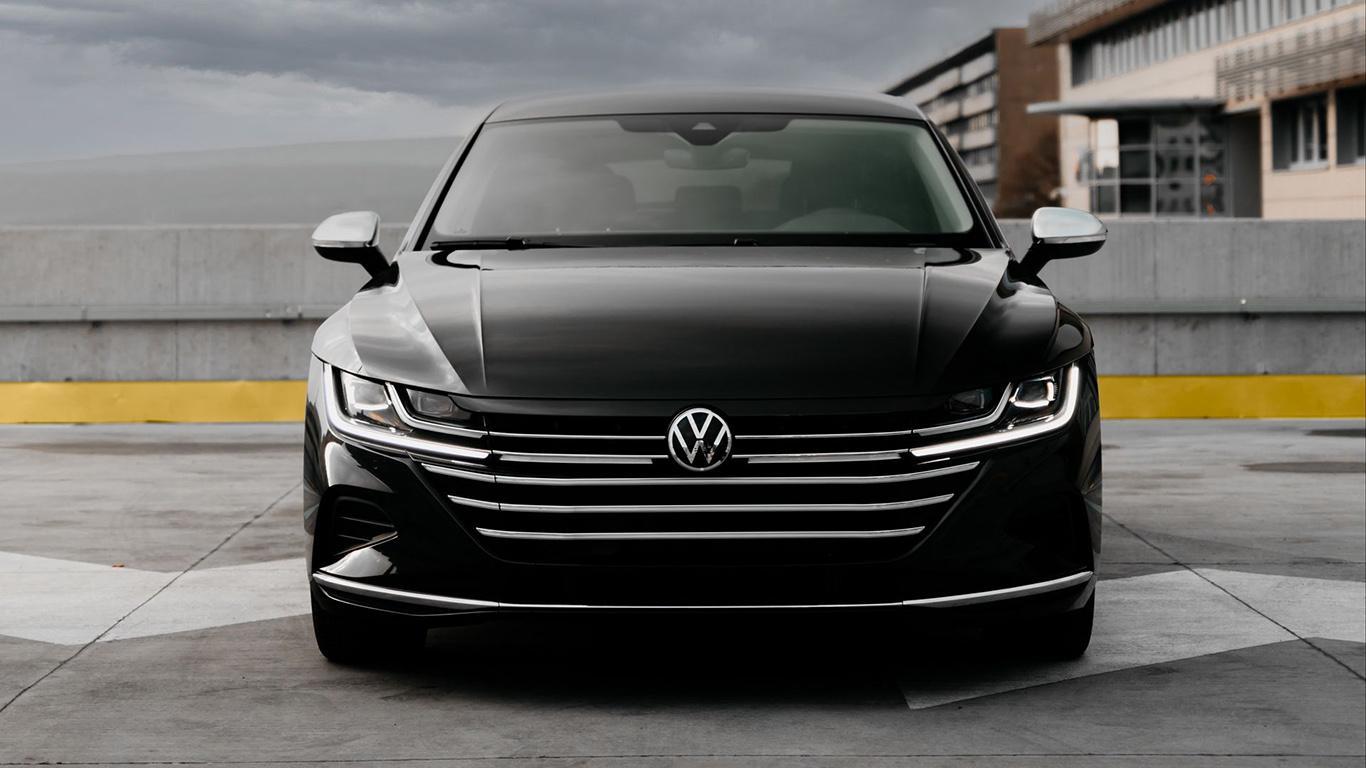 Volkswagen, Car, Black Wallpapers Free Download