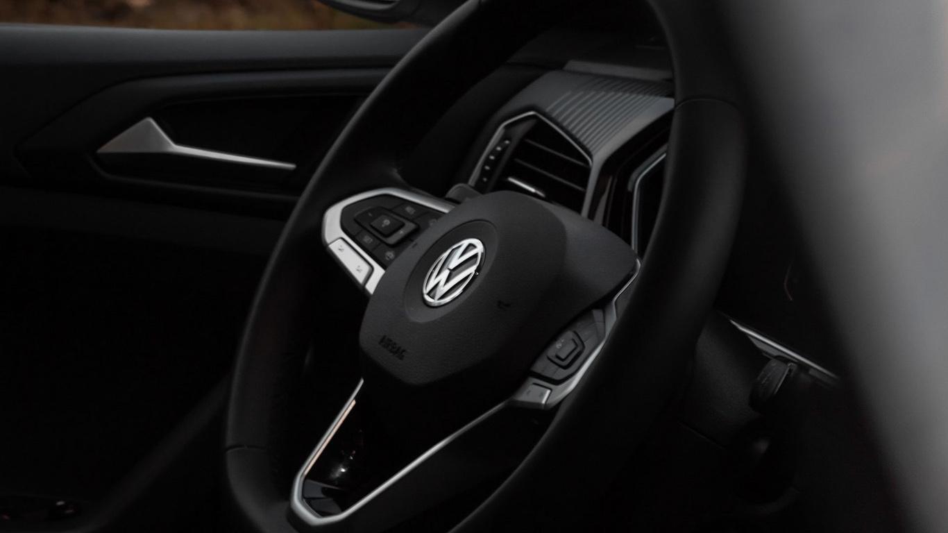Volkswagen, Steering, Wheel, Car Wallpapers Free Download