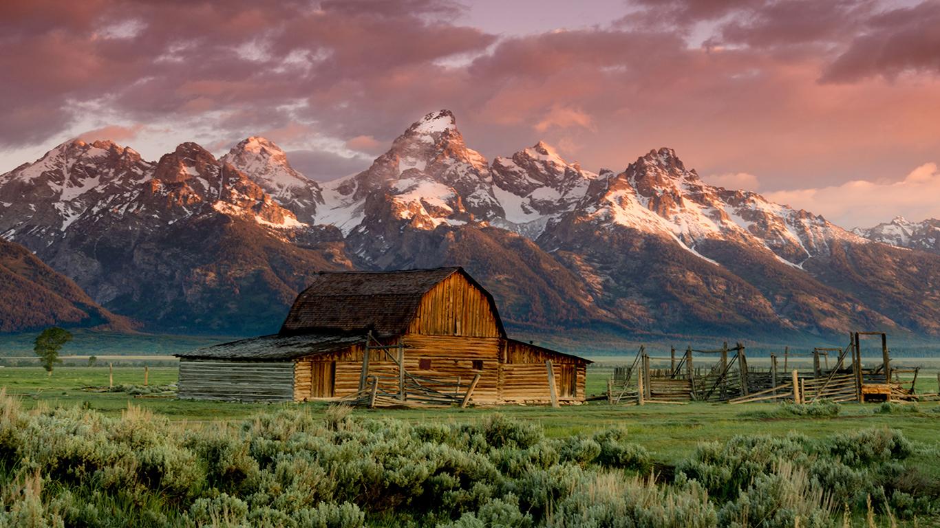 Wyoming Wallpaper – Wyoming Nature Wallpapers Free Download
