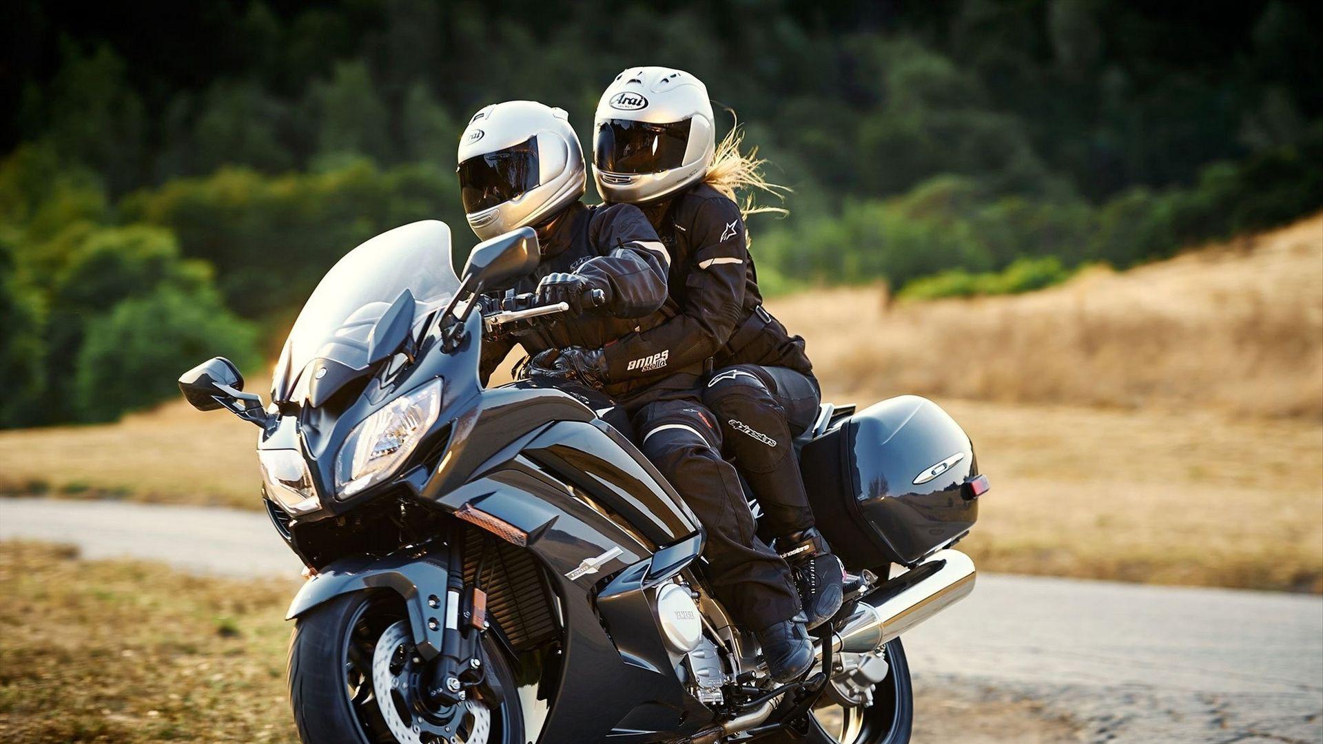 2015 Yamaha, Fjr1300es, Sports Turn Wallpapers Free Download