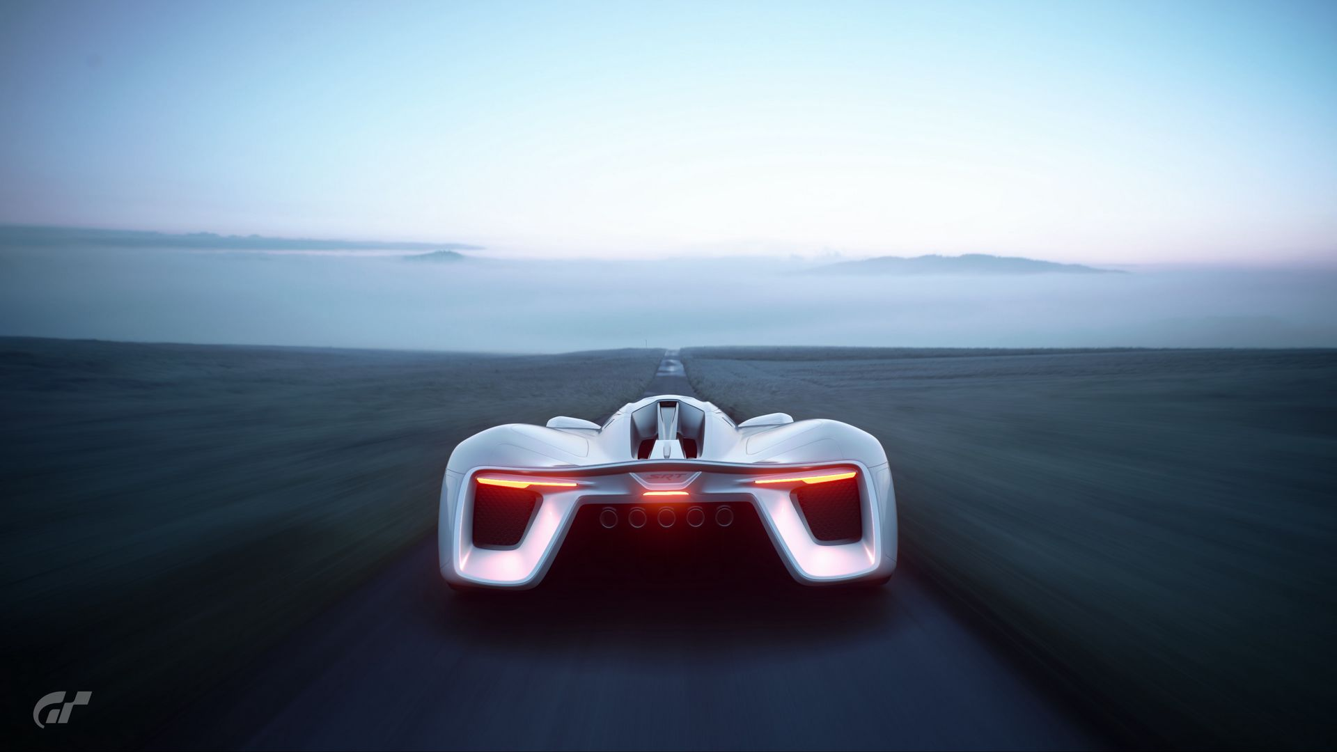 Supercar, Sports, Car, Rear View Wallpapers Free Download