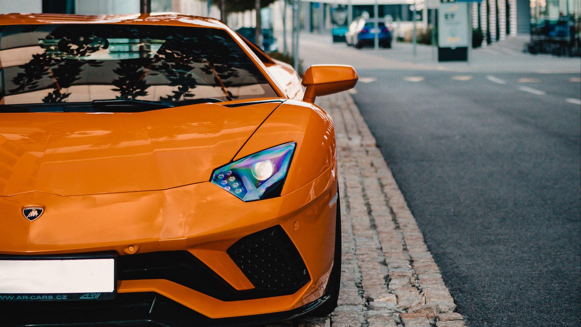 The Best Wallpapers Related to Lamborghini Aventador, Lamborghini, Sportscar (1)