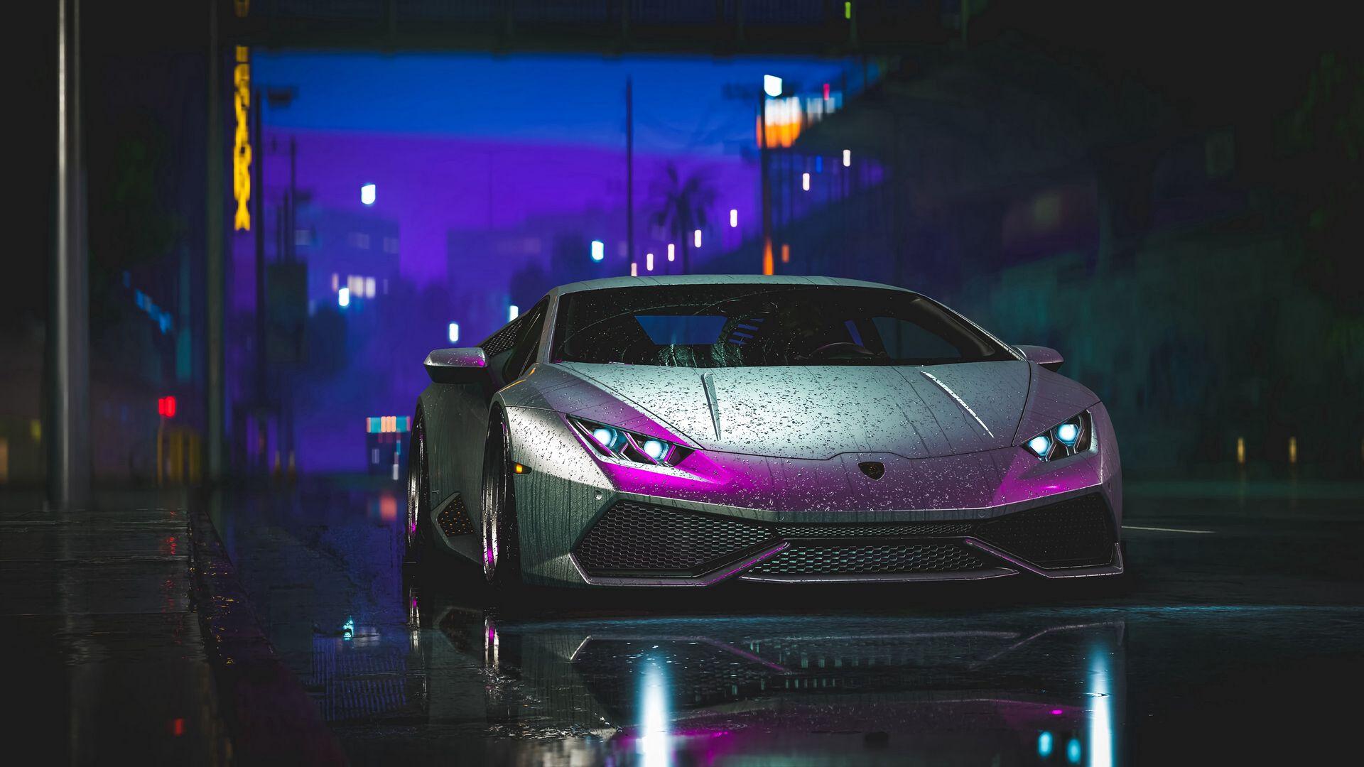 The Best Wallpapers Related to Lamborghini Aventador, Lamborghini, Sportscar (2)
