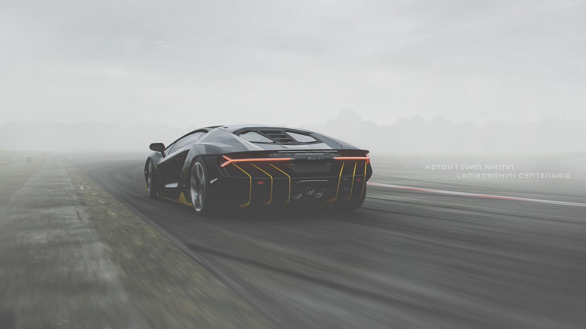 The Wallpapers Related to Lamborghini, Centenario, Lamborghini, Sportscar