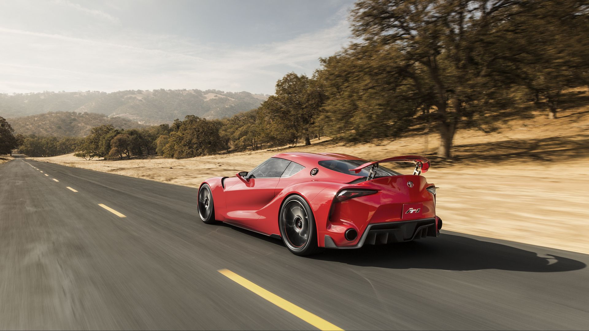 Toyota FT1, Concept Car Wallpapers Free Download
