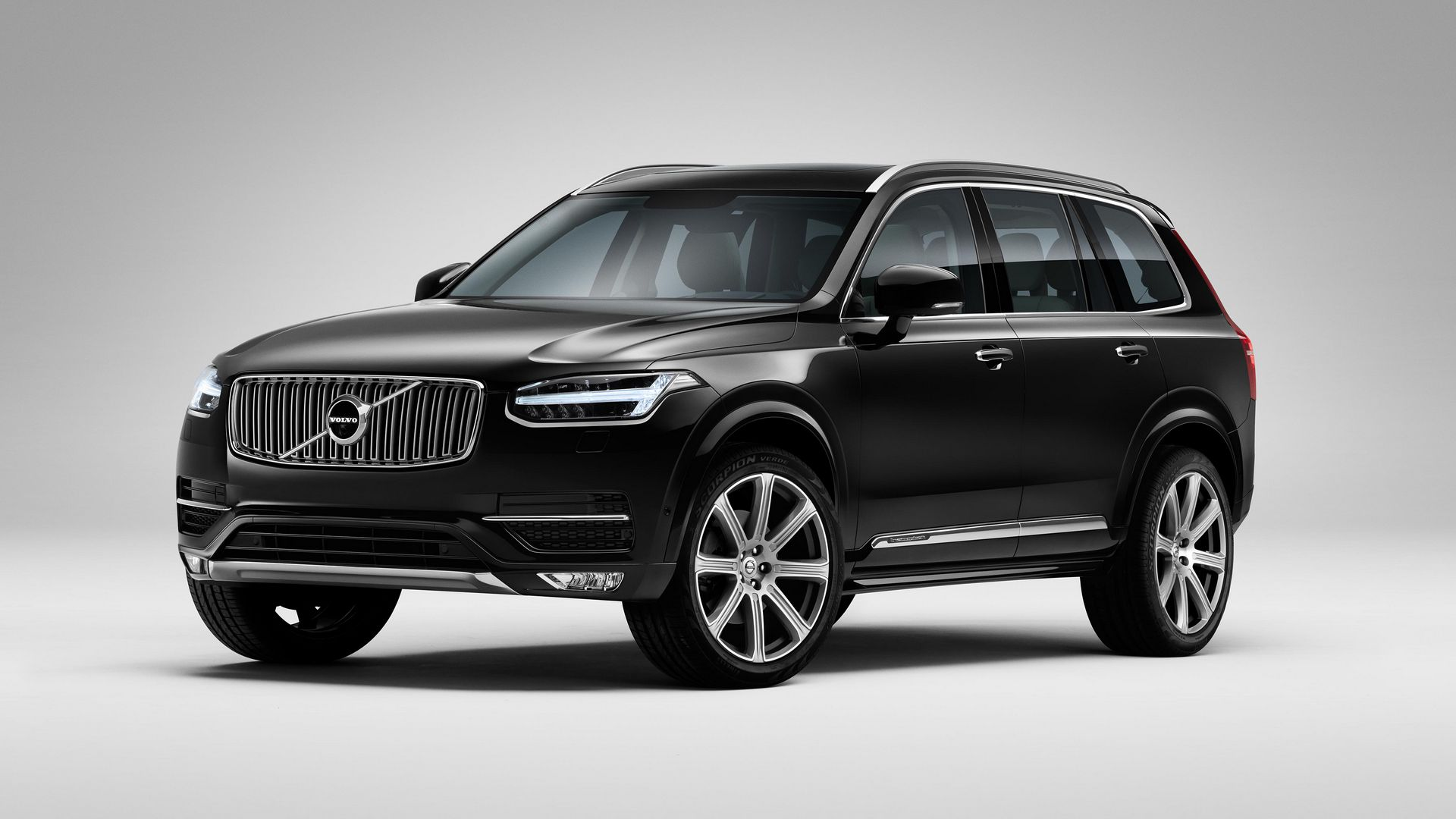 Volvo, XC90, Car Full HD Wallpapers Free Download