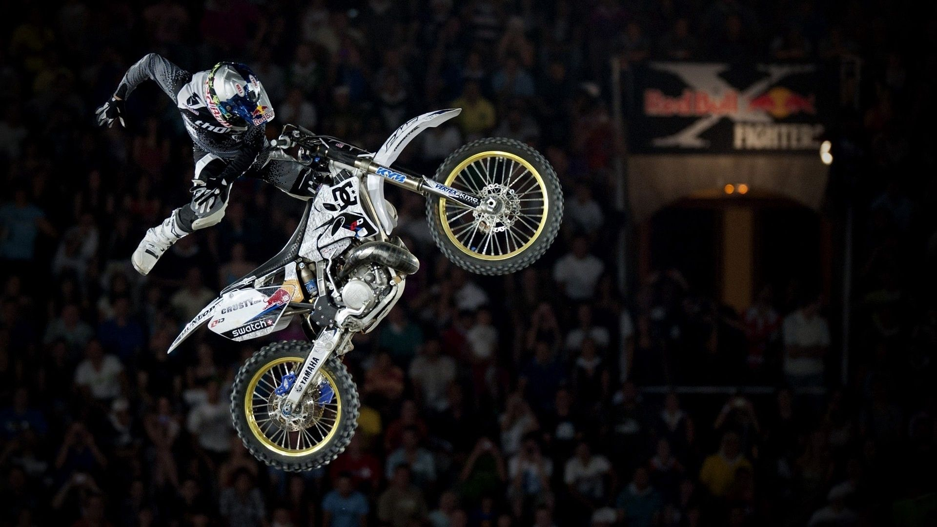 X Fighters, Red, Bull, Jump Wallpapers Free Download