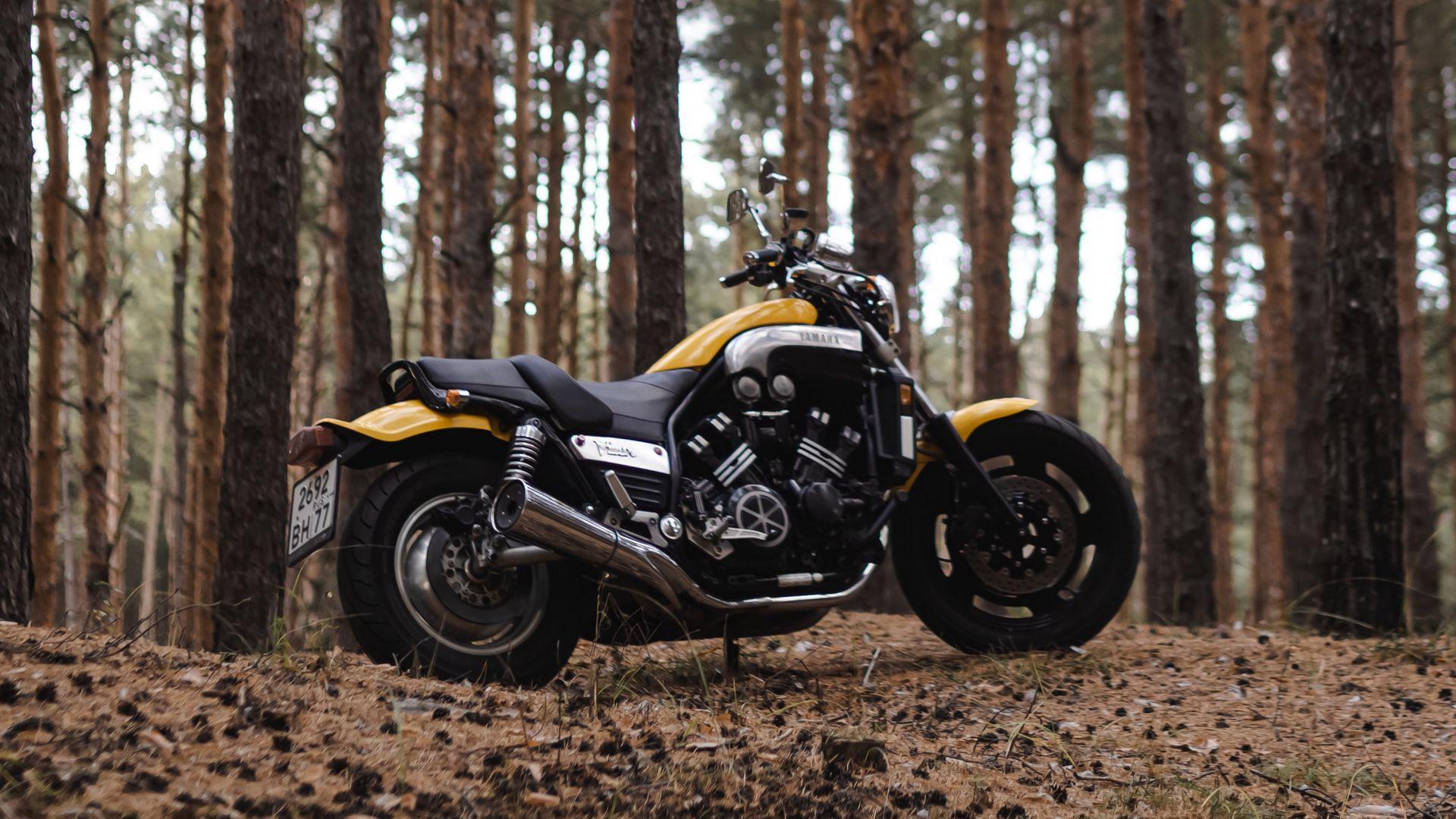 Yamaha, Bike, Motorcycle Wallpapers Free Download (2)