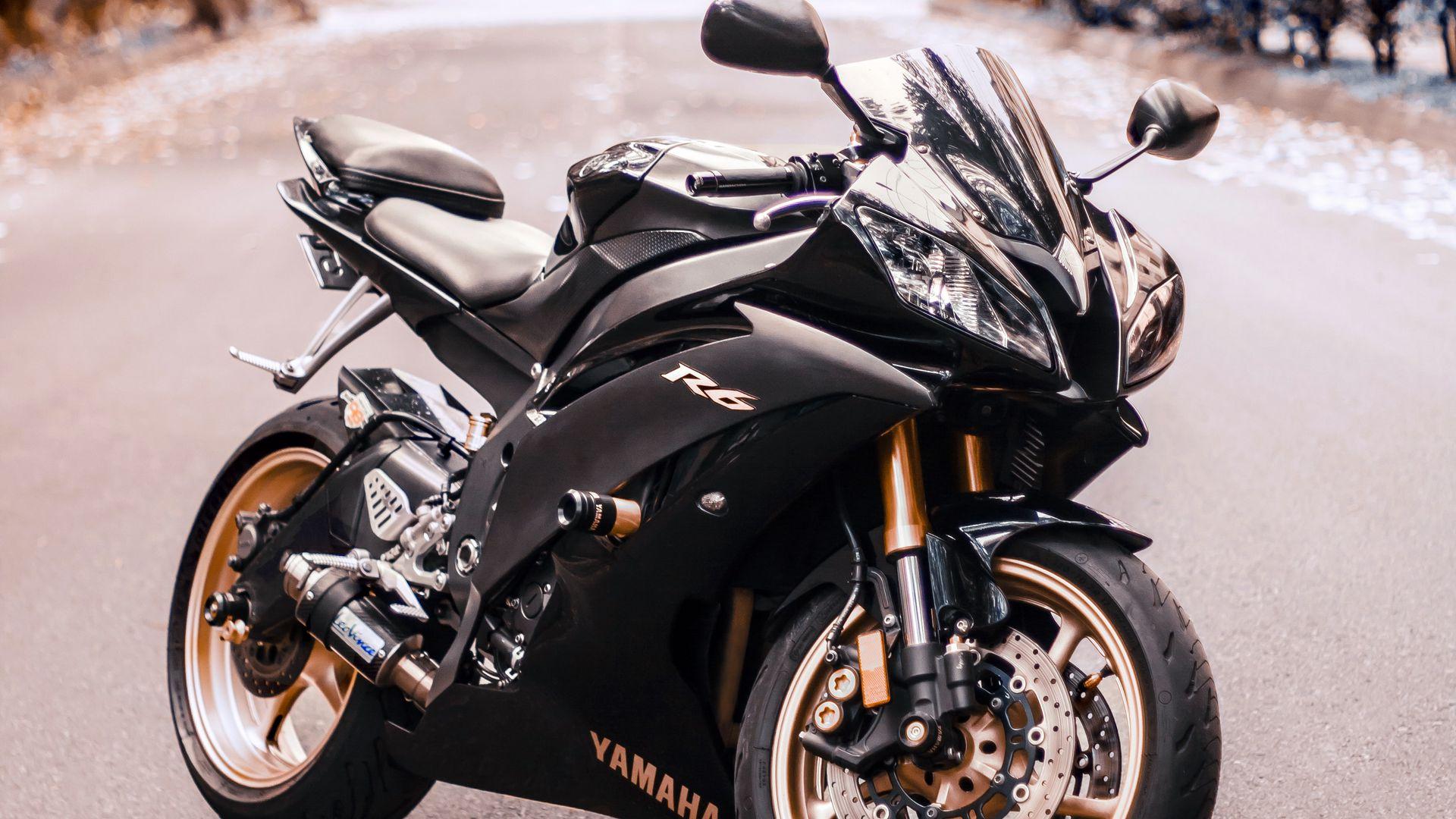 Yamaha R6, Yamaha, Motorcycle Wallpapers Free Download