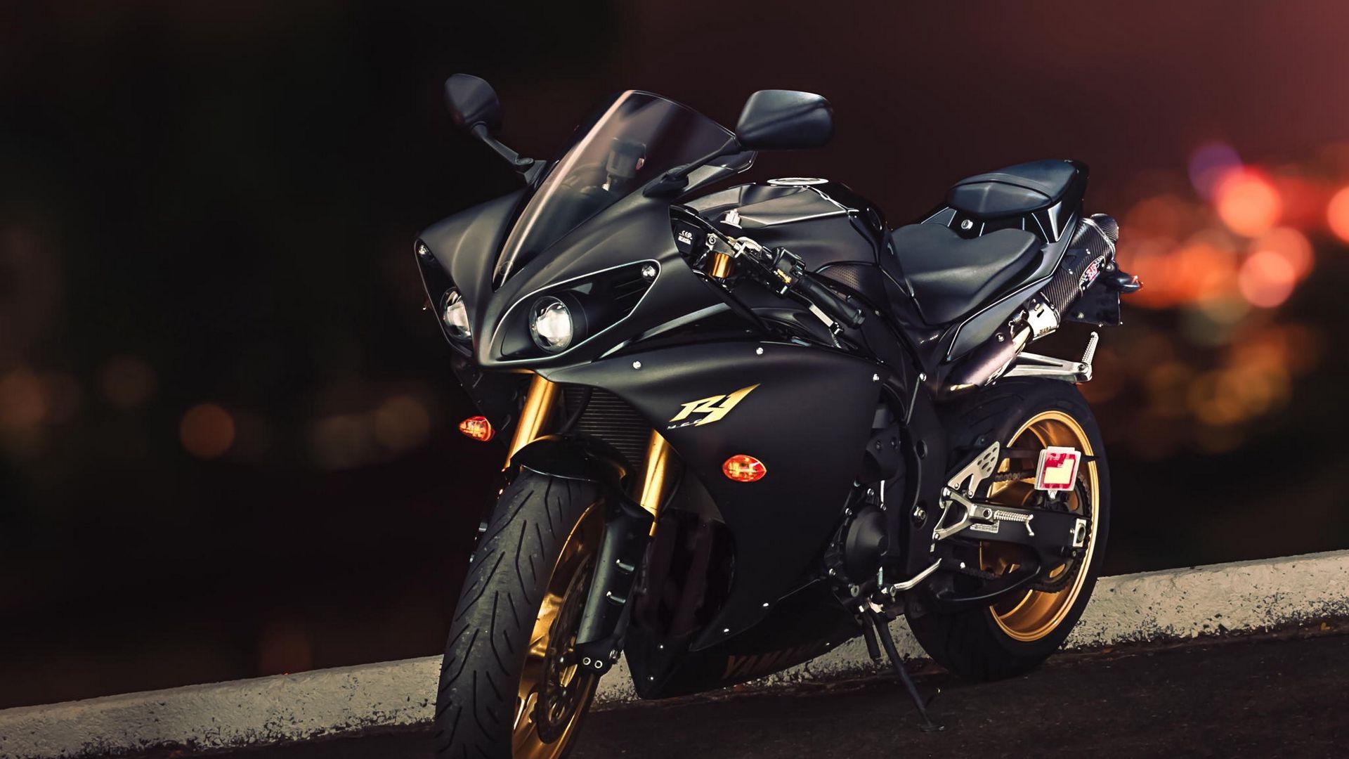 Yamaha, YZF R1, Yamaha, Sport Bike Wallpapers Free Download