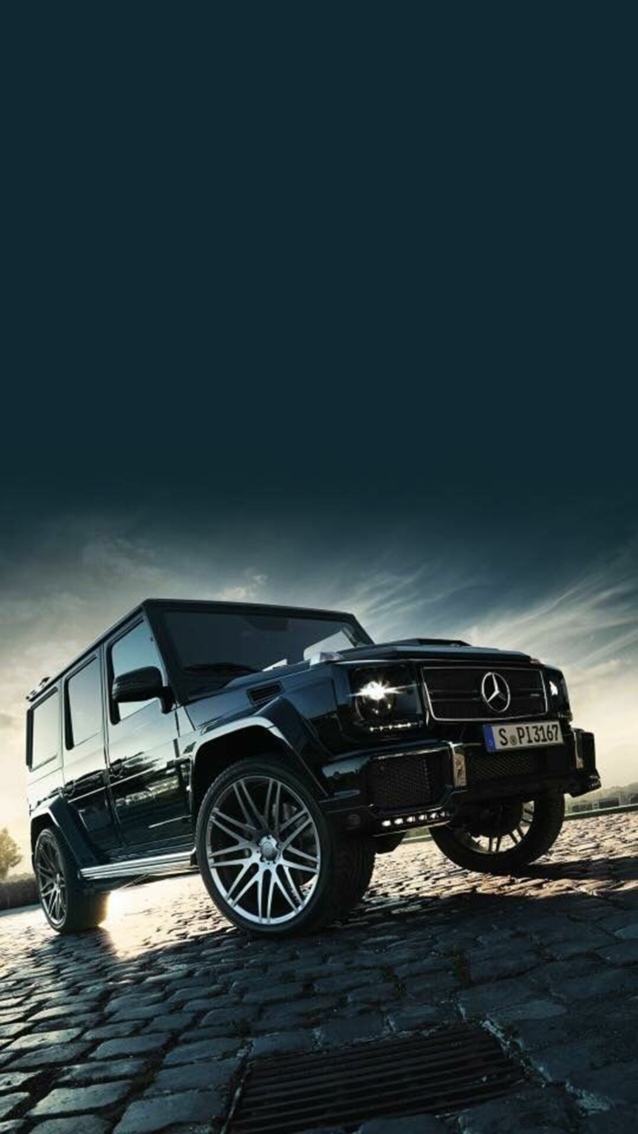 Mercedes 4×4 Super Car Wallpapers for Mobile Free Download – Best Wallpapers