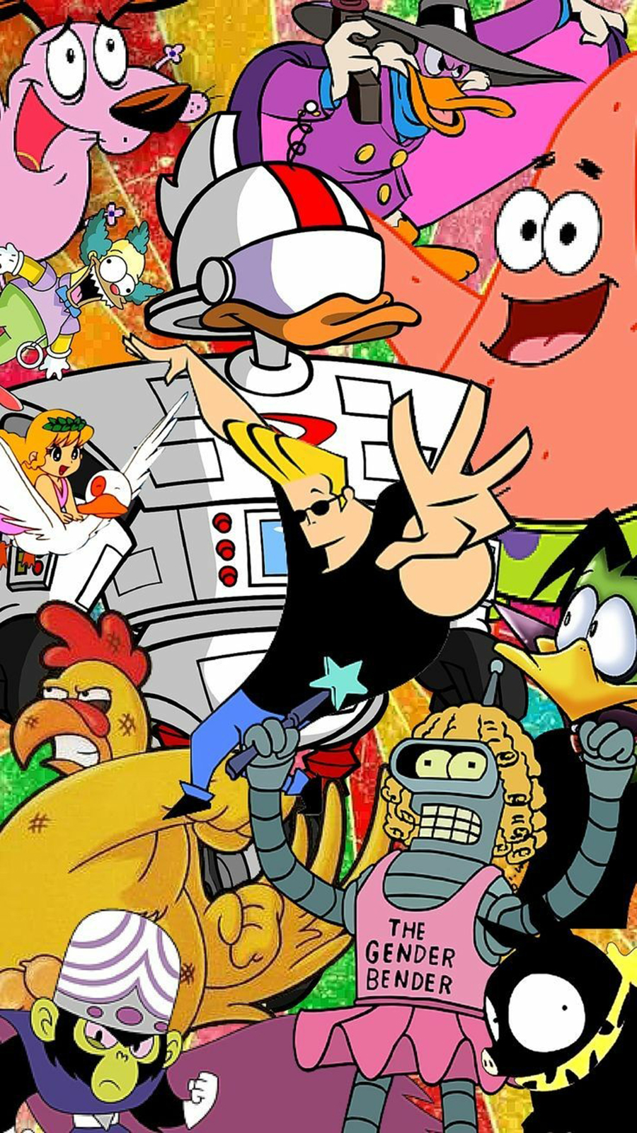 Cartoonnetwork Wallpapers Free Download for Phone – Best Wallpapers
