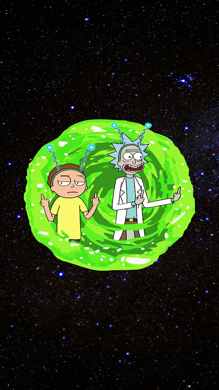 Rick and Morty iPhone Wallpapers – Top Free Rick and Morty Wallpapers