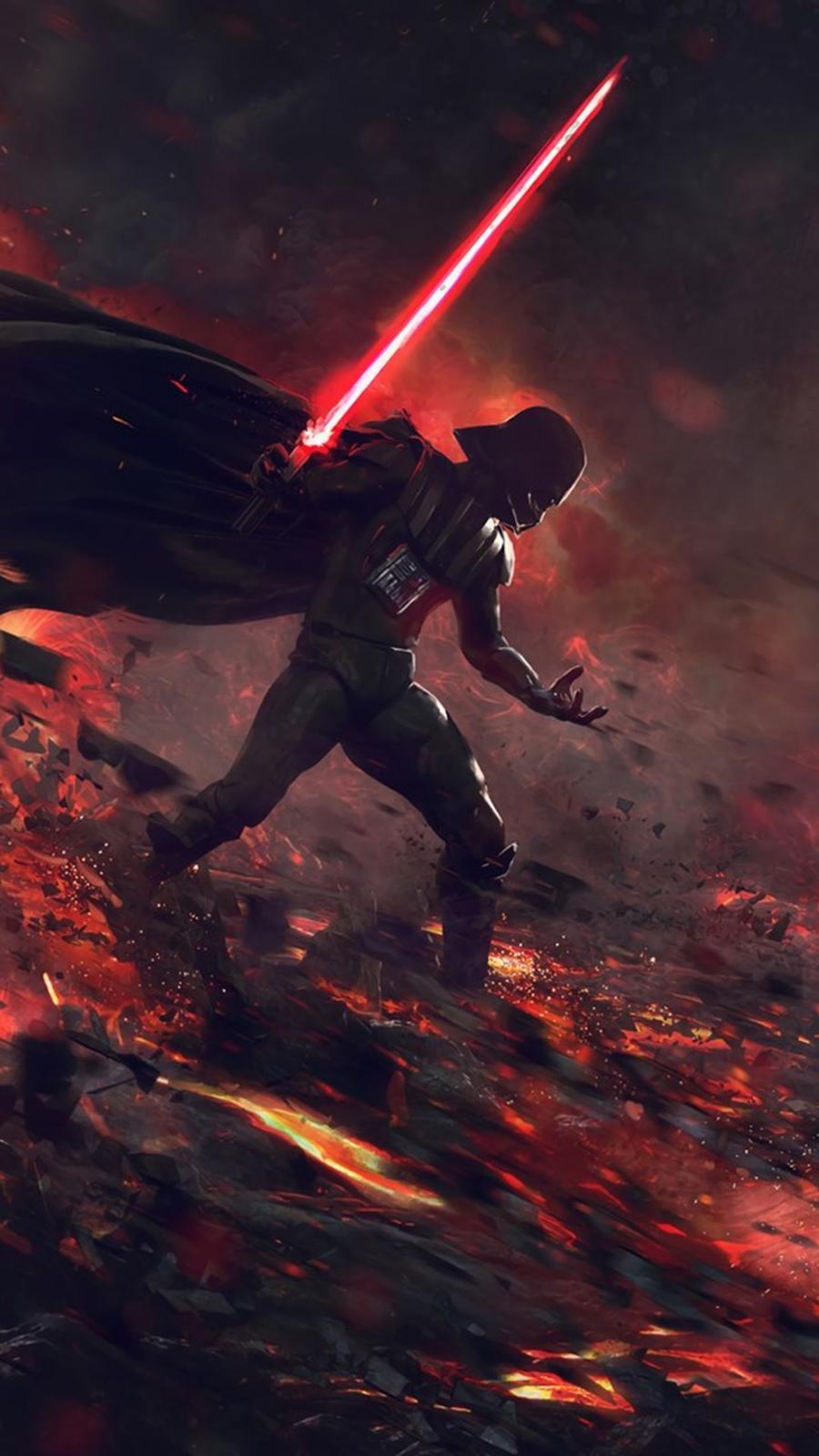 Ahsoka Tano Vs Darth Vader Image Wallpaper