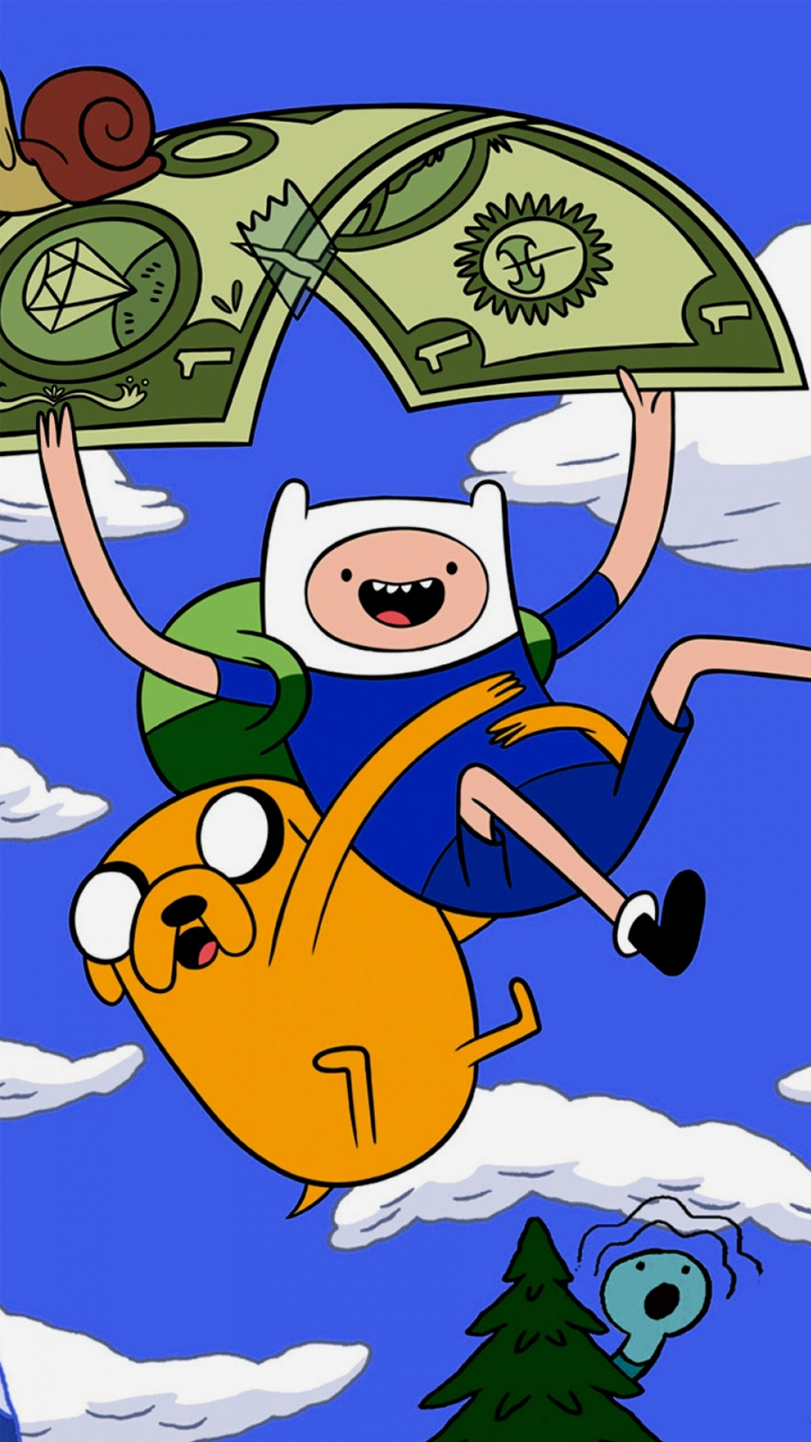 Adventure Time Wallpapers Free Download – Cartoon Wallpapers