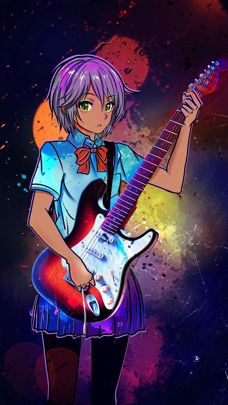 Anime Cartoon Girl Wallpapers Free Download
