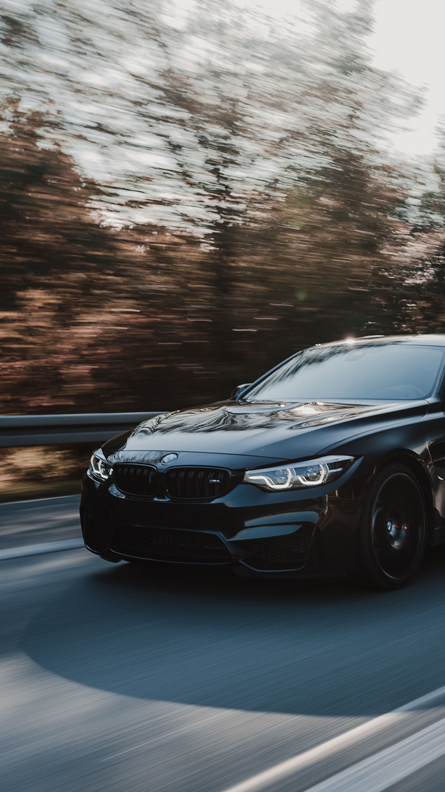 BMW, Dark Car, Wallpapers Free Download For Mobile