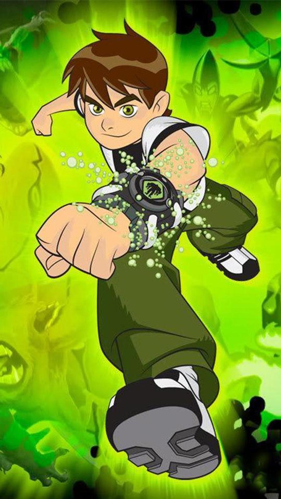 Ben10 Wallpaper – Ben10 Cartoon Character Wallpapers Free Download
