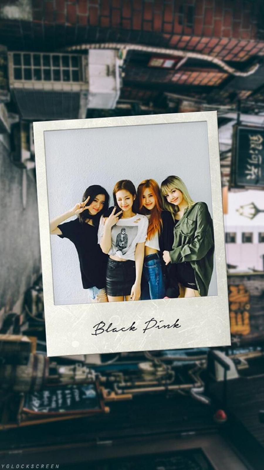 Blackpink Camera Photo Wallpapers