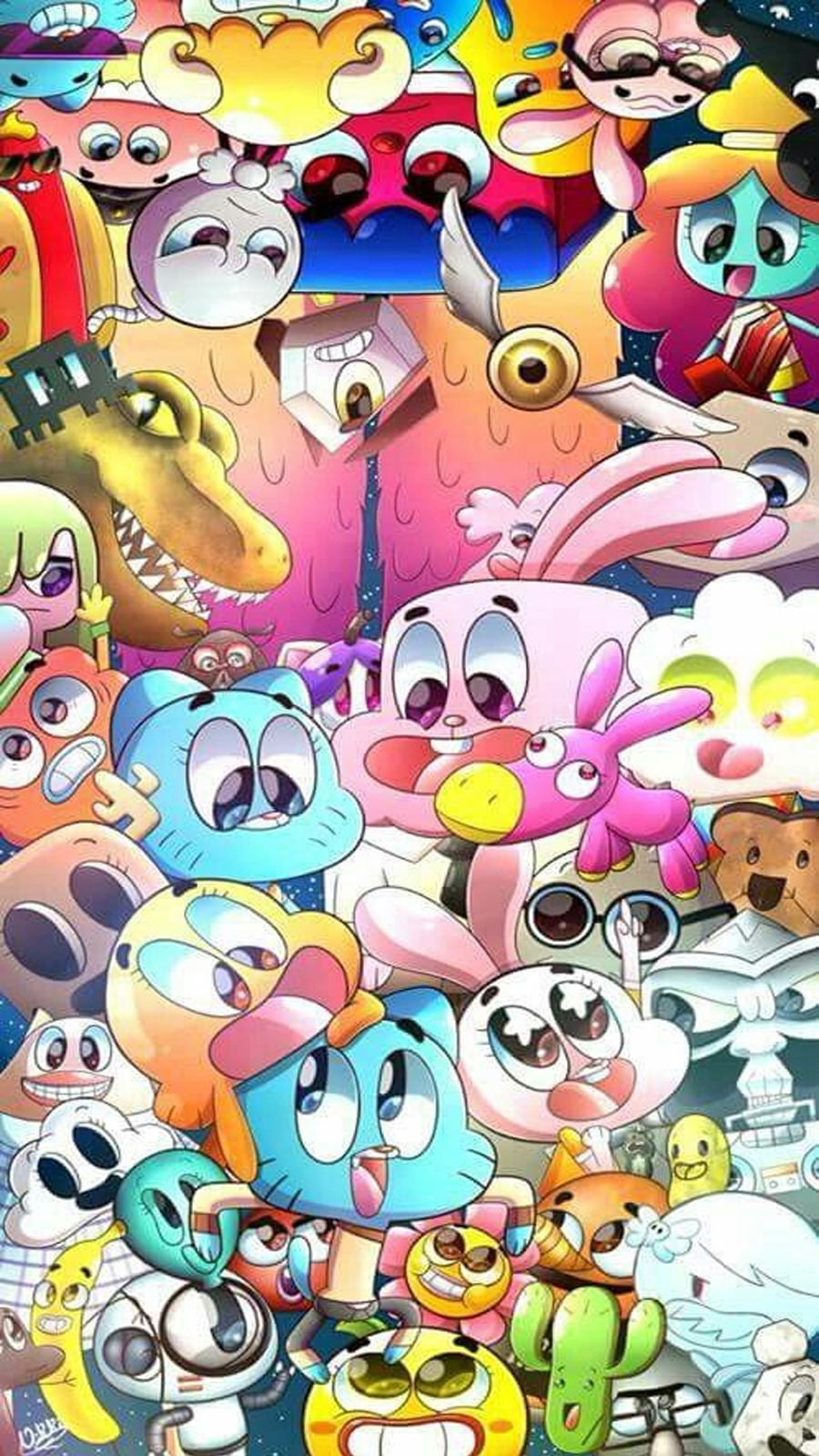 Cartoon Network Characters Wallpapers Free Download