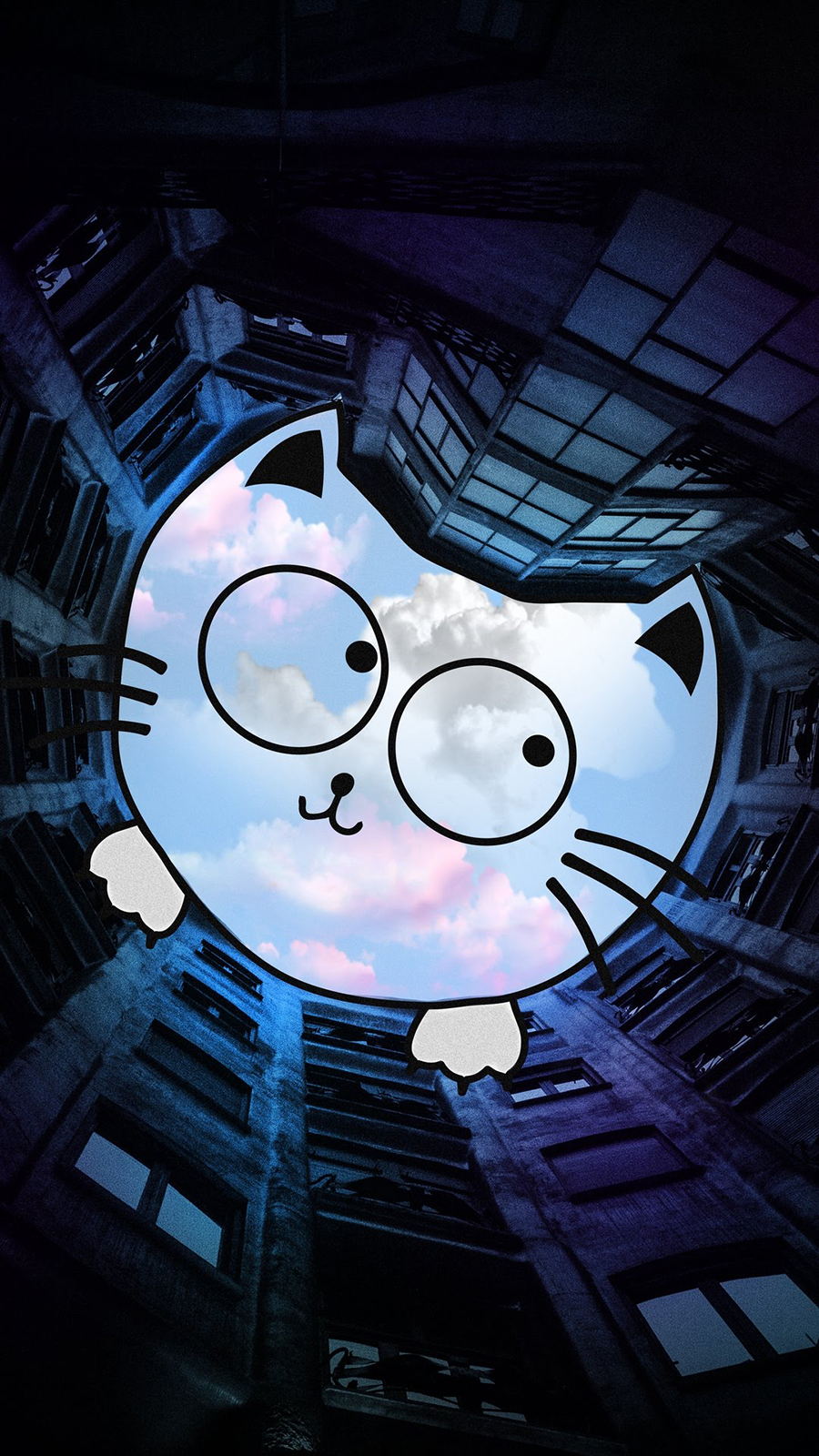 Cat Anime Wallpapers