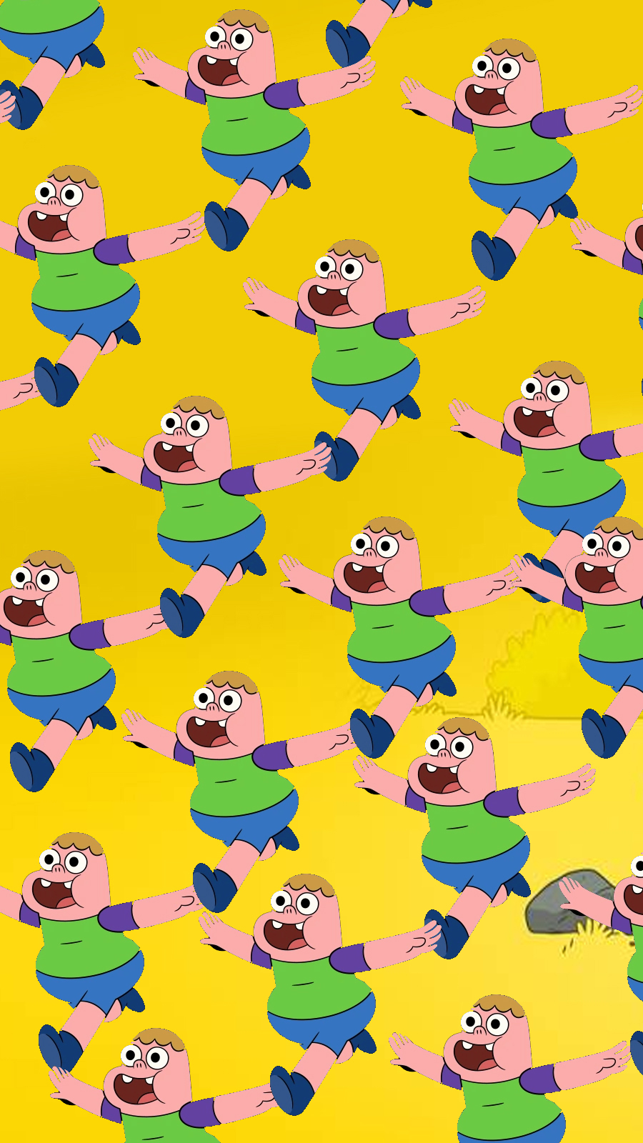 Clarence Cartoon Character Wallpapers Free Download