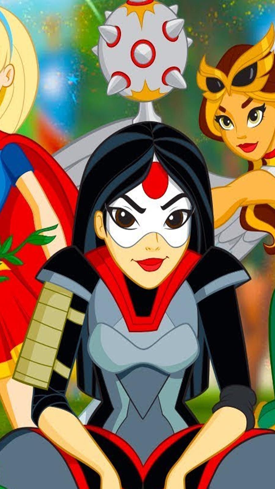 DC Super Hero Girls Wallpapers Free Download