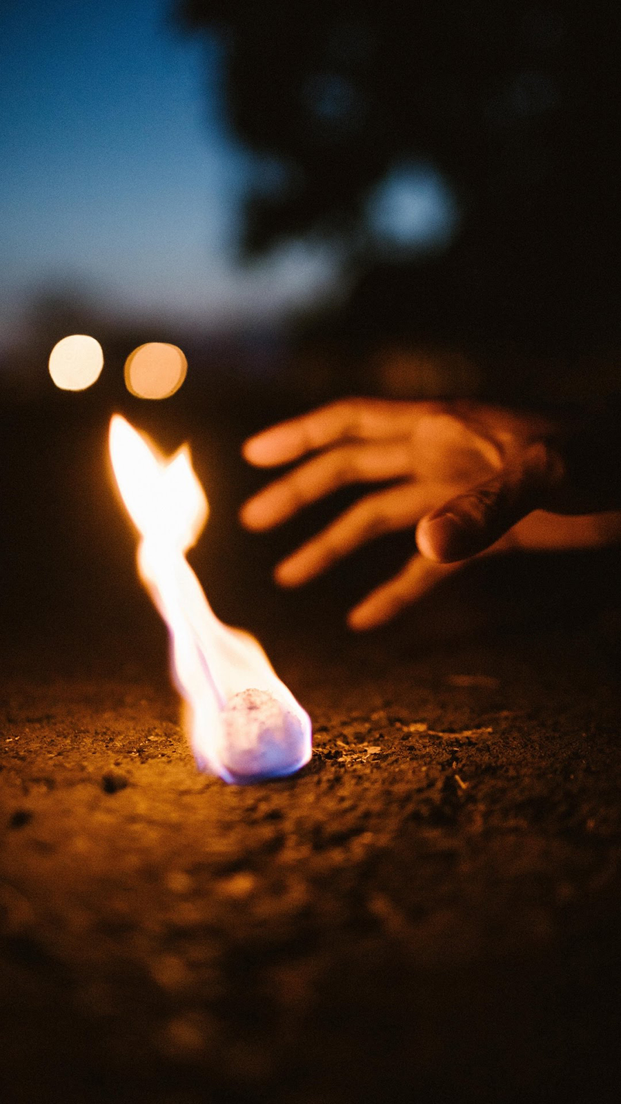 Fire, Hand, Light, Nature Wallpapers Free Download