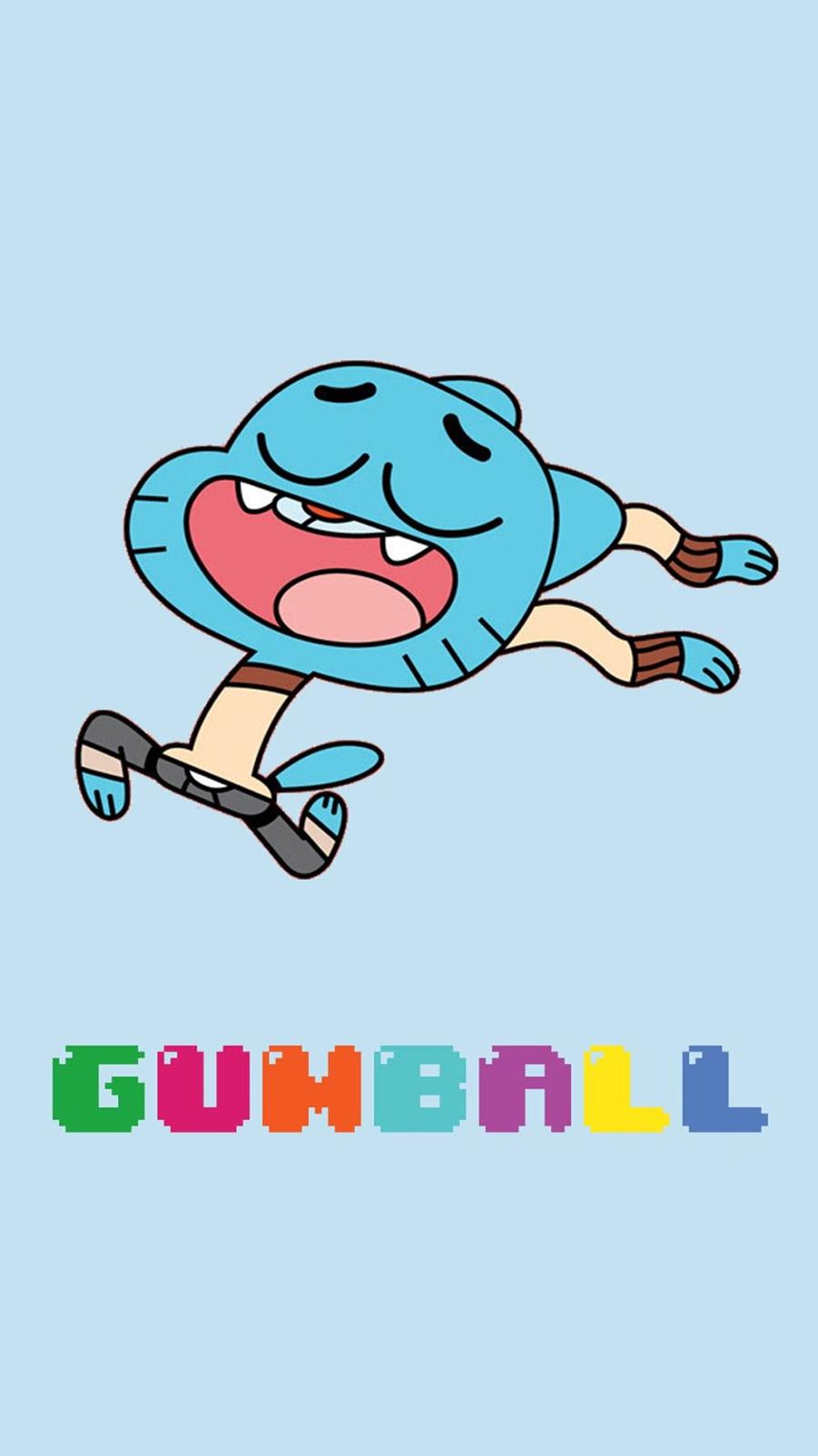 Gumball Wallpaper – Gumball Character Wallpaper Free Download