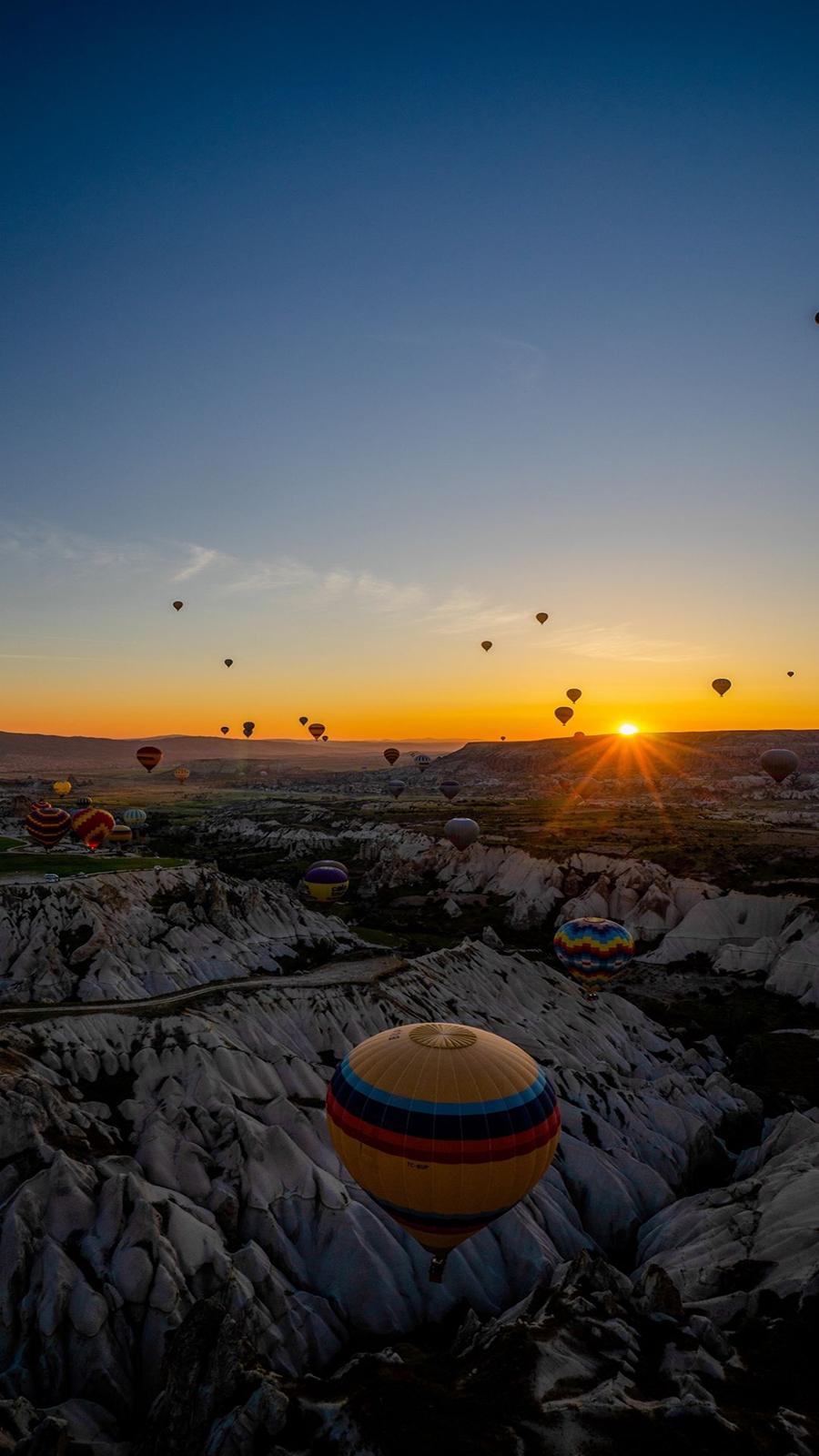 Kapadokya Wallpapers – Turkey Nature Wallpapers Free Download
