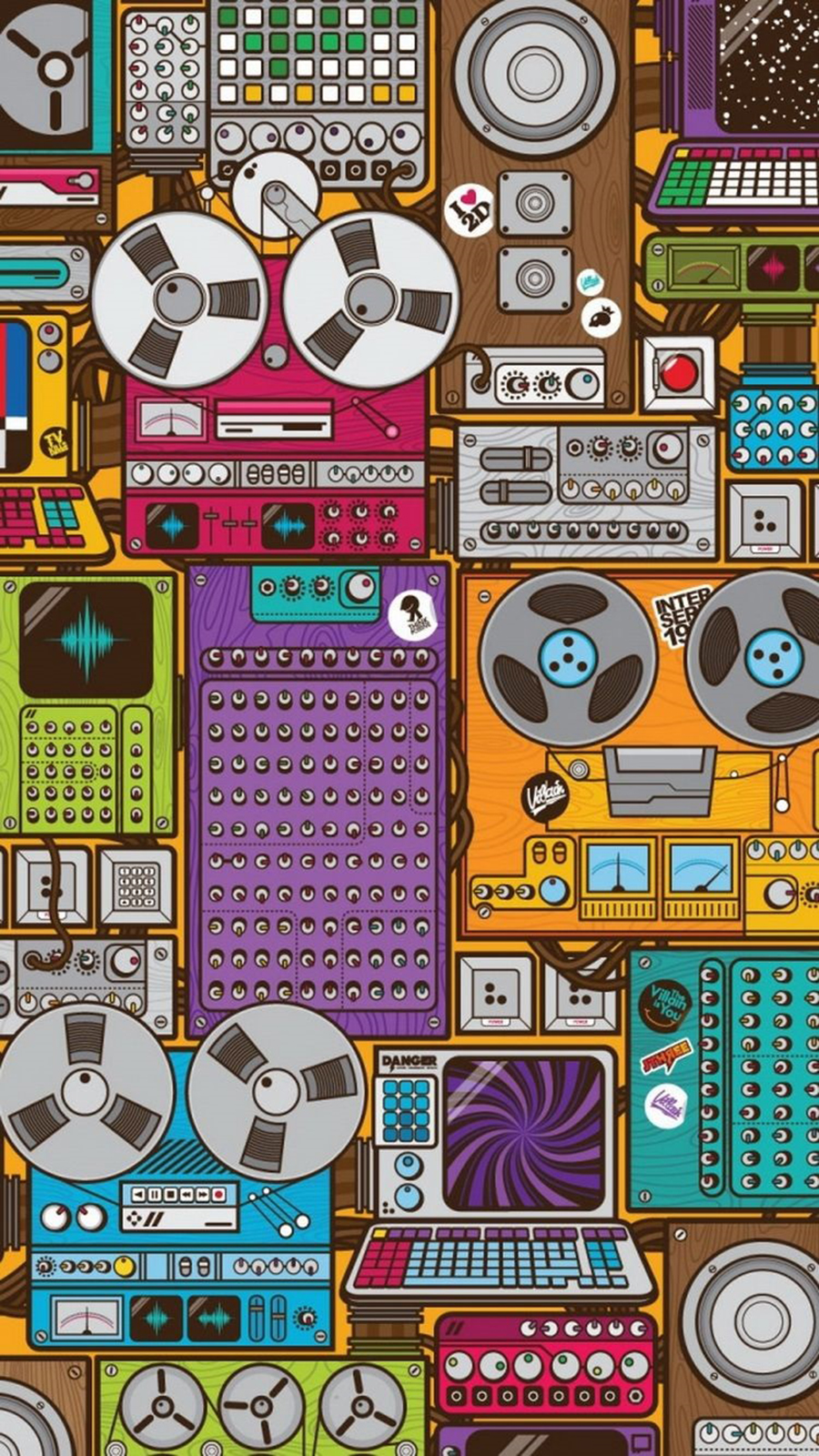 Mix Music Wallpapers Free Download