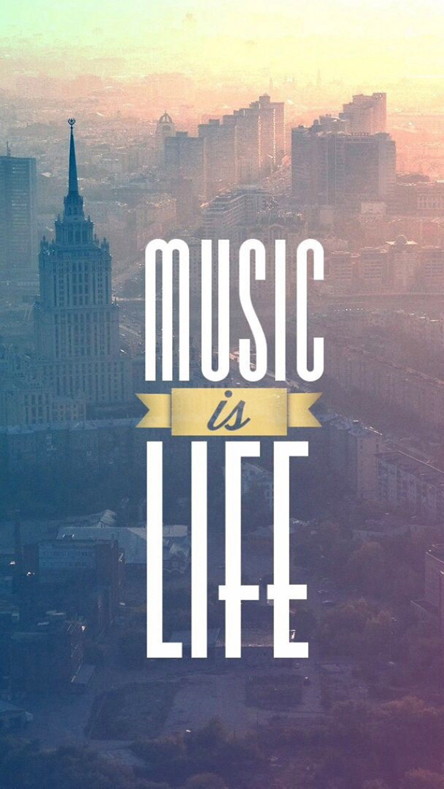 Music is Life Wallpapers Free Download For Your Device