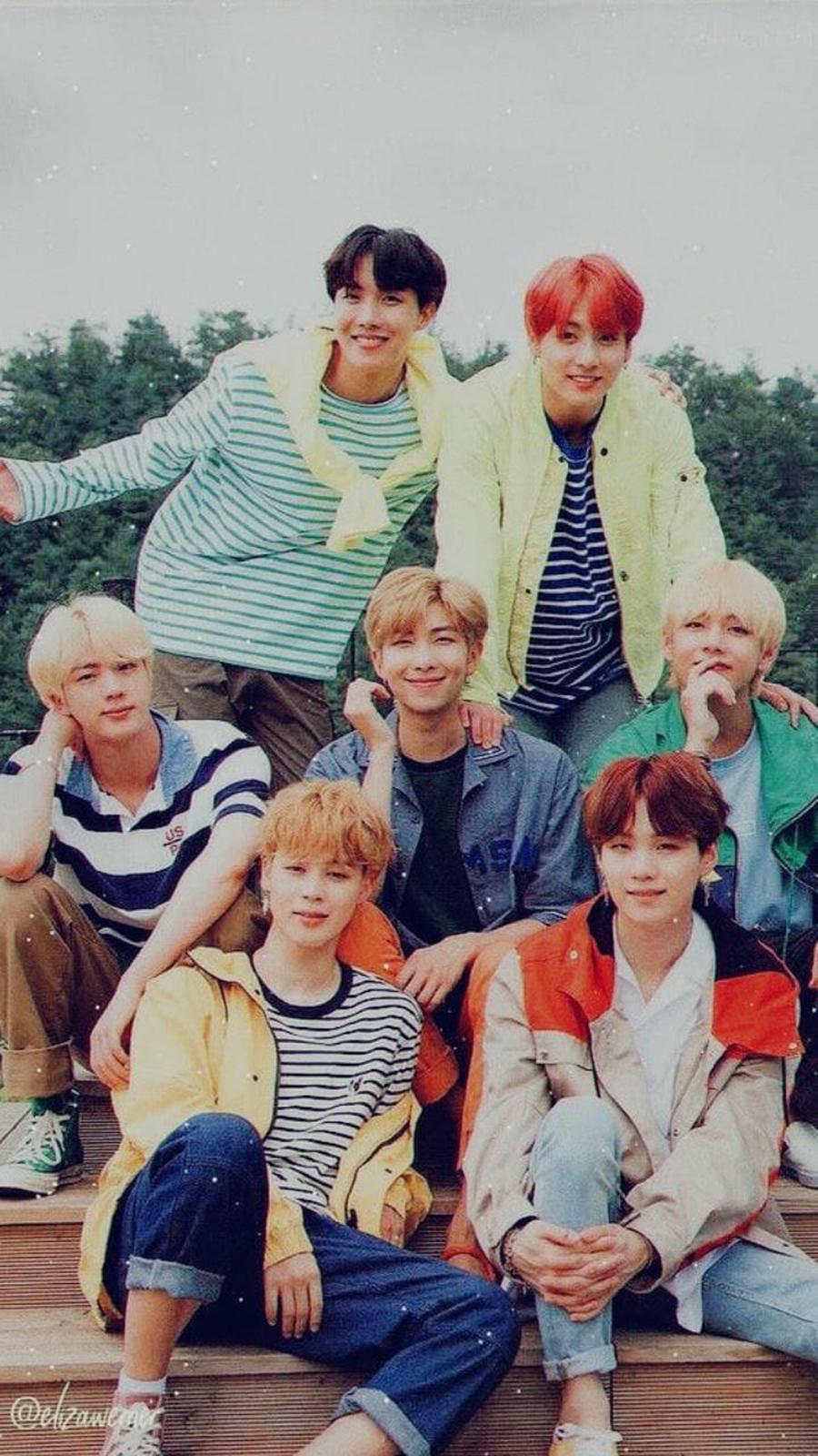 New BTS Wallpaper – Korean Group BTS Wallpapers Free Download