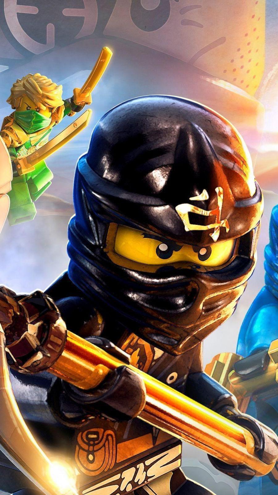 Nice Ninjago Wallpapers Free Download