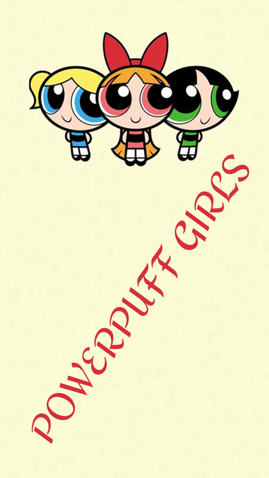 Powerpuff Girls Wallpapers Free- Cartoon Wallpapers Download