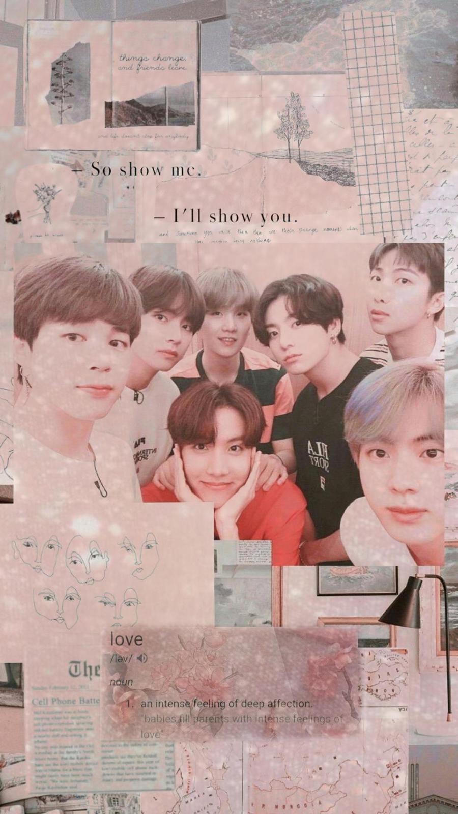 Wallpapers BTS Cute Pics