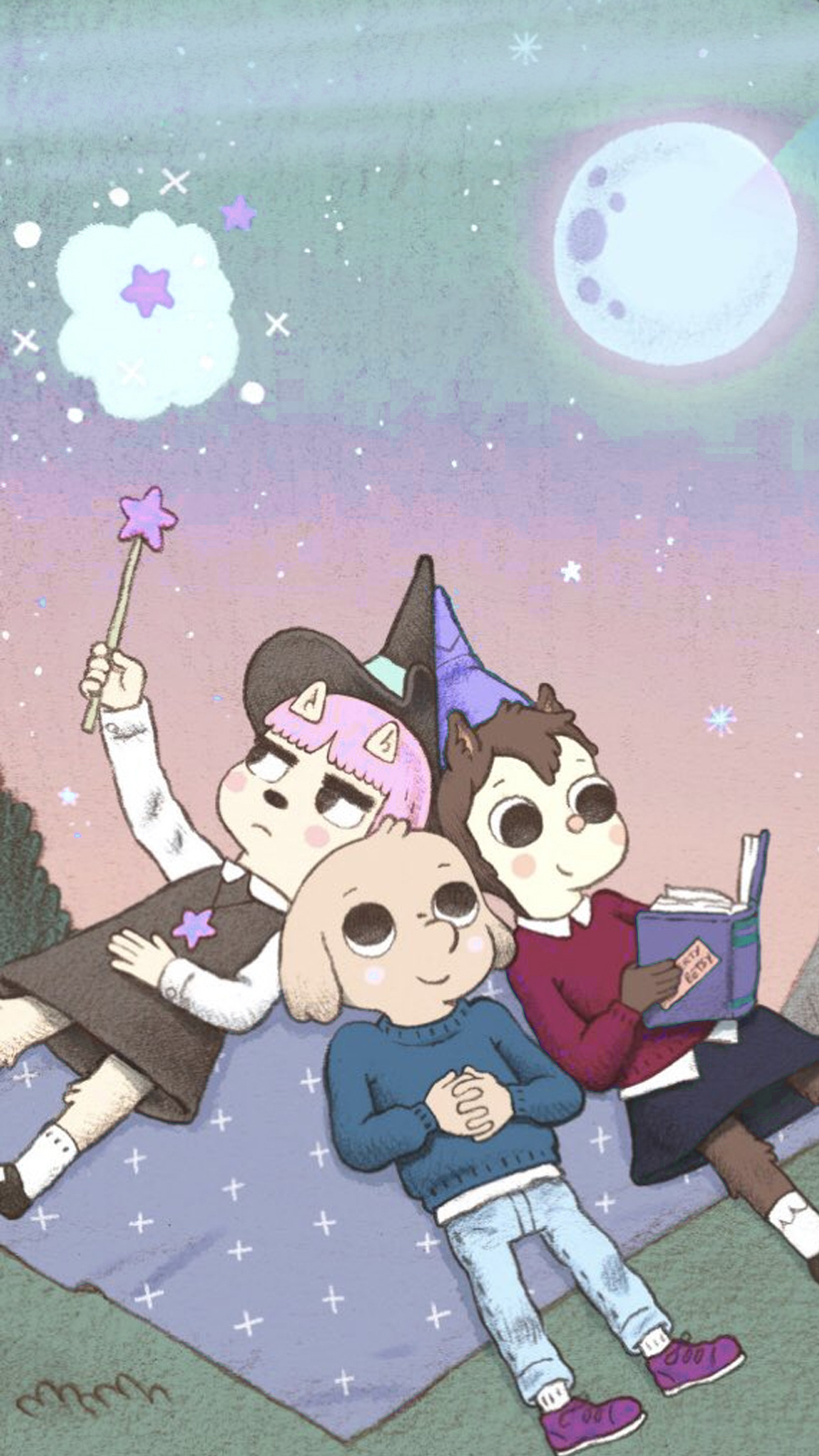 Wallpapers For Summer Camp Island – Cartoon Wallpapers