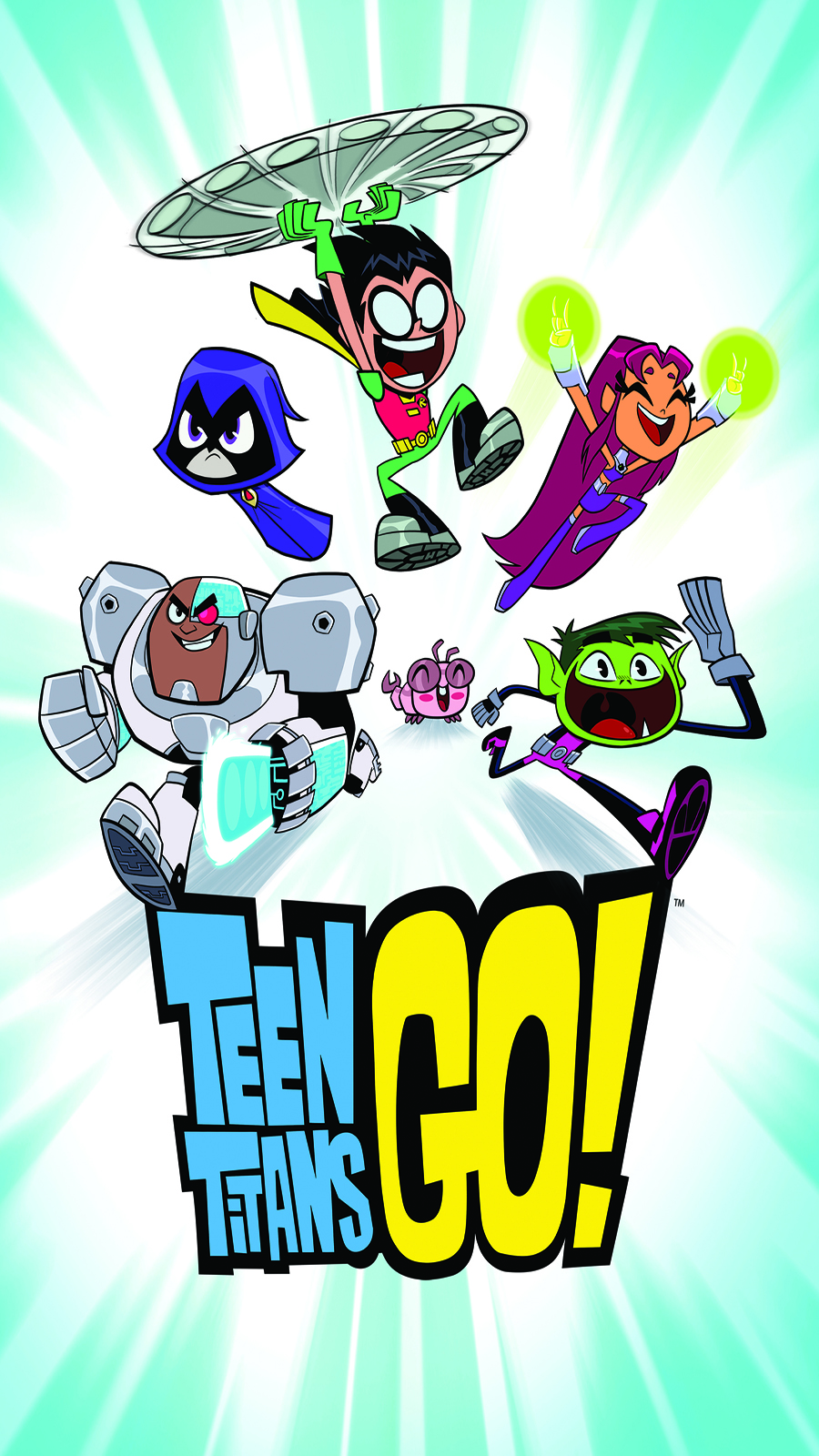 Wallpapers For Teen Titans Go – Character Wallpapers Free Download